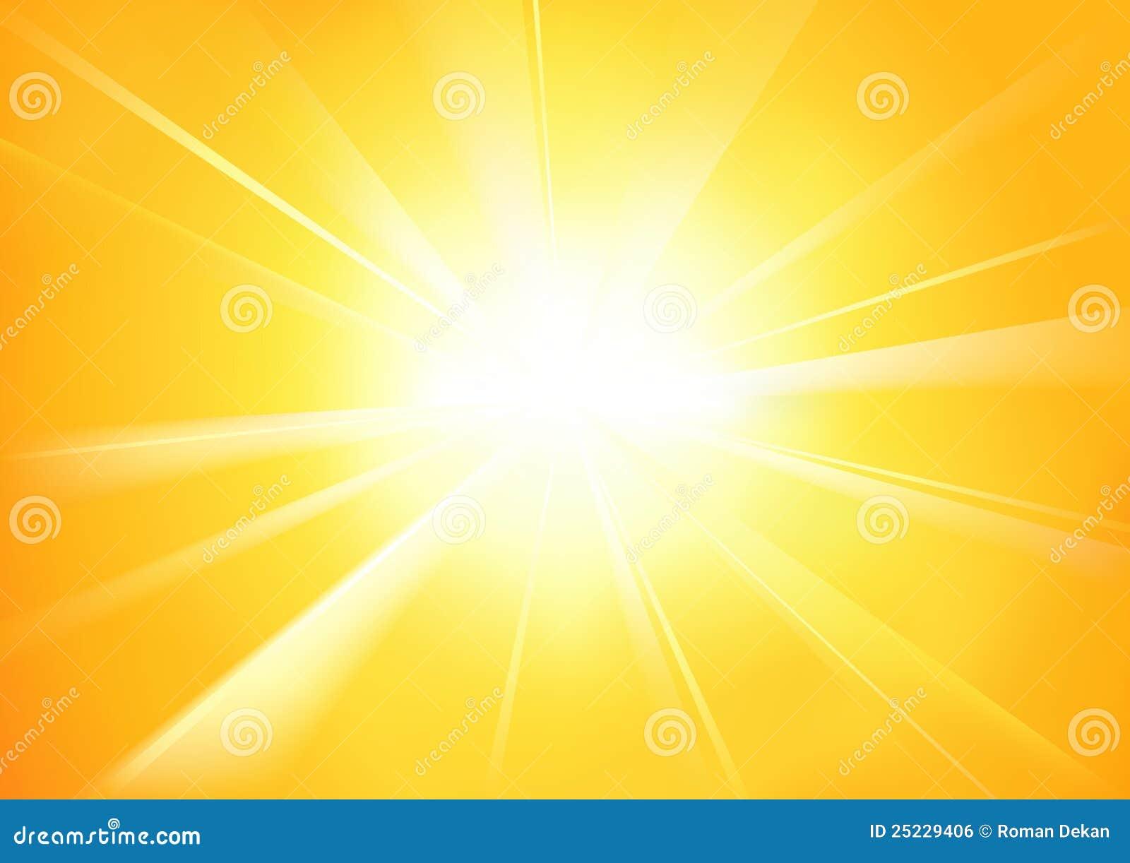 Sunshine Stock Vector. Illustration Of Beams, Sunshine