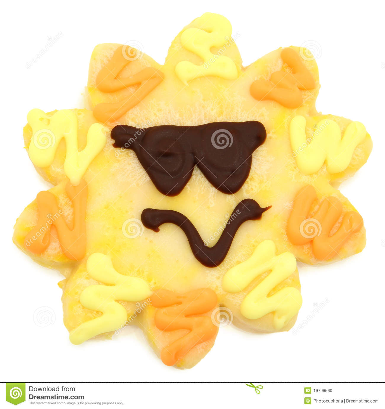 Sunshine Sugar Cookie