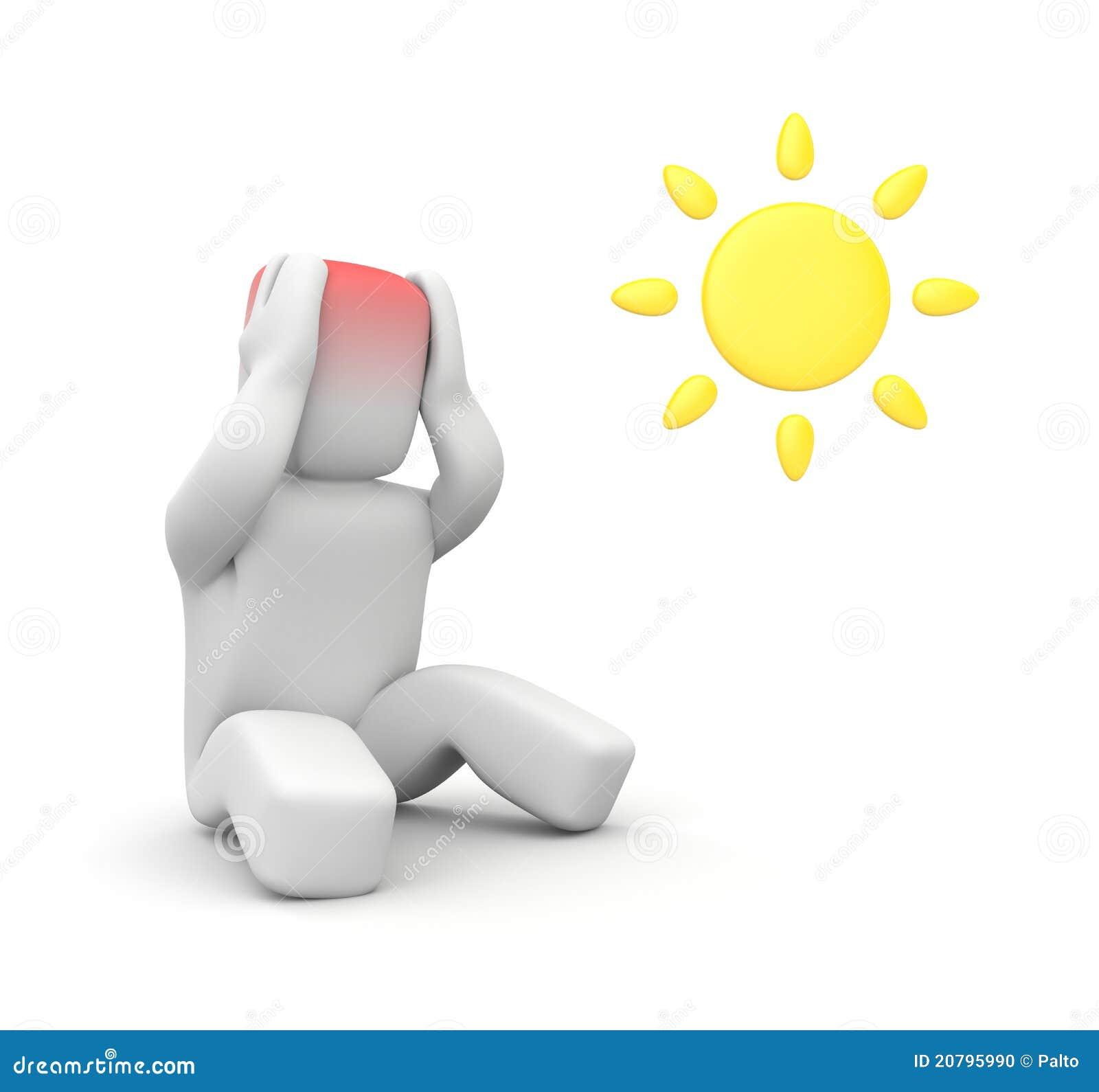 sunstroke stock illustration image of risk  important frustrated clipart free frustrated clip art emoji