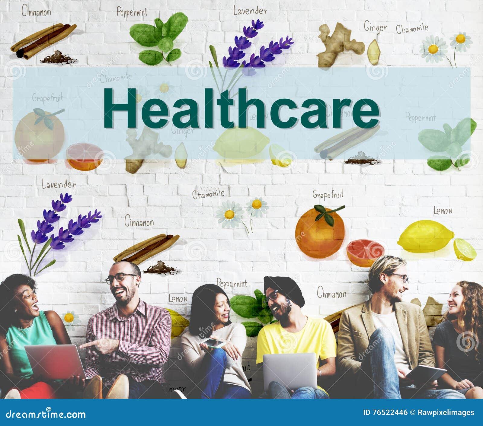 Sunt begrepp för hälsovårdbehandlingvitaminer