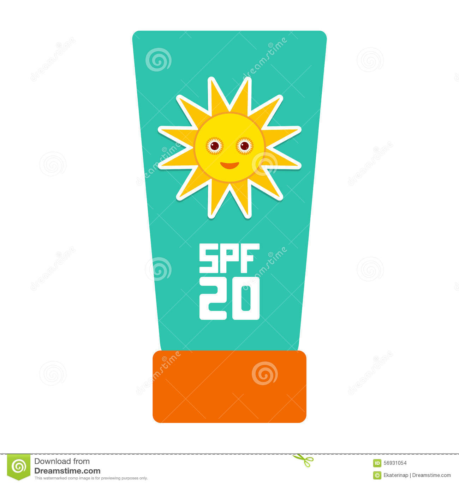 suntan lotion sun cream container sunscreen spf 20 the black clipart men's day images black clip art images