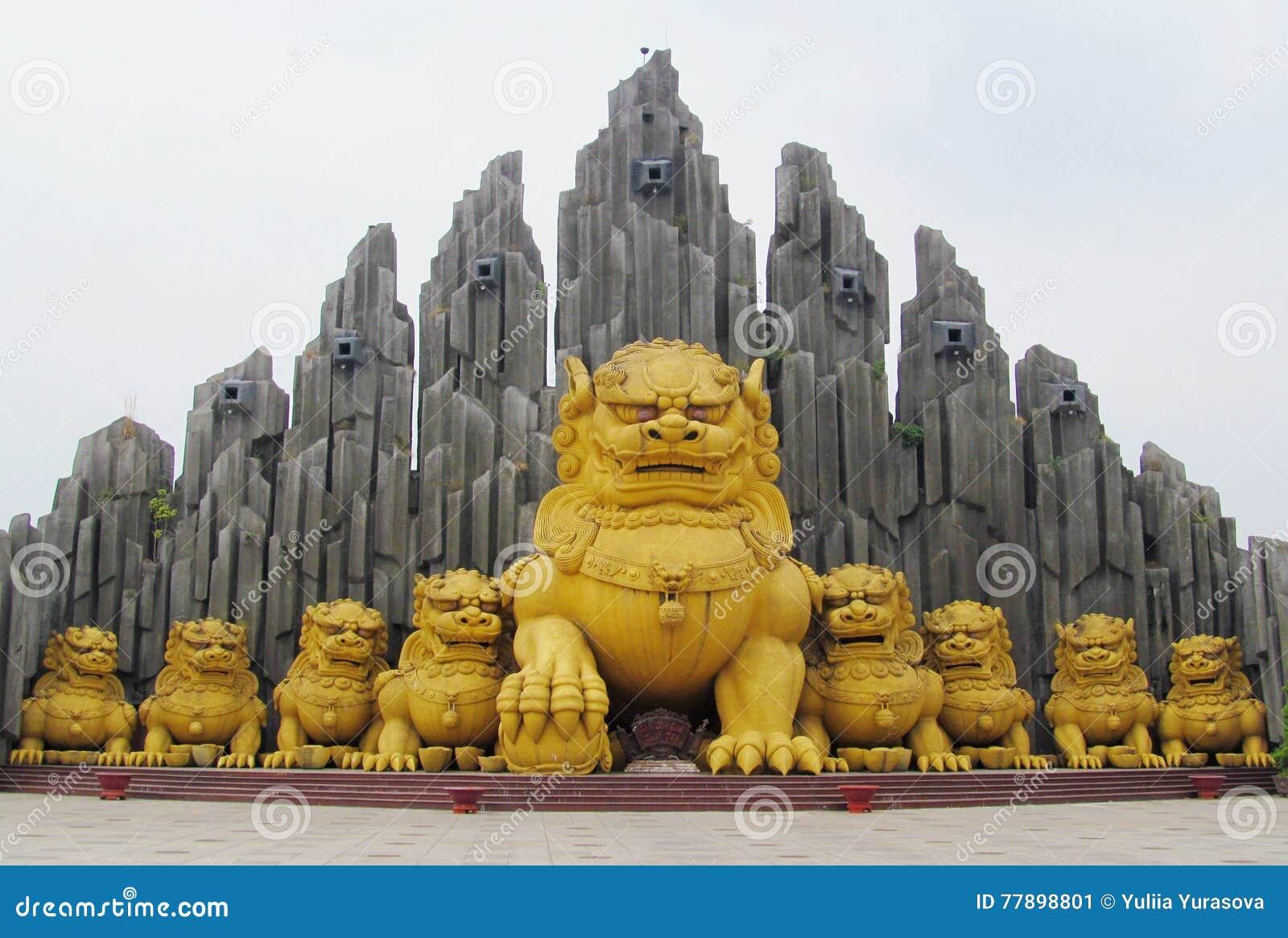 Suoi Tien Theme Amusement Park in Ho Chi Minh City, Vietnam
