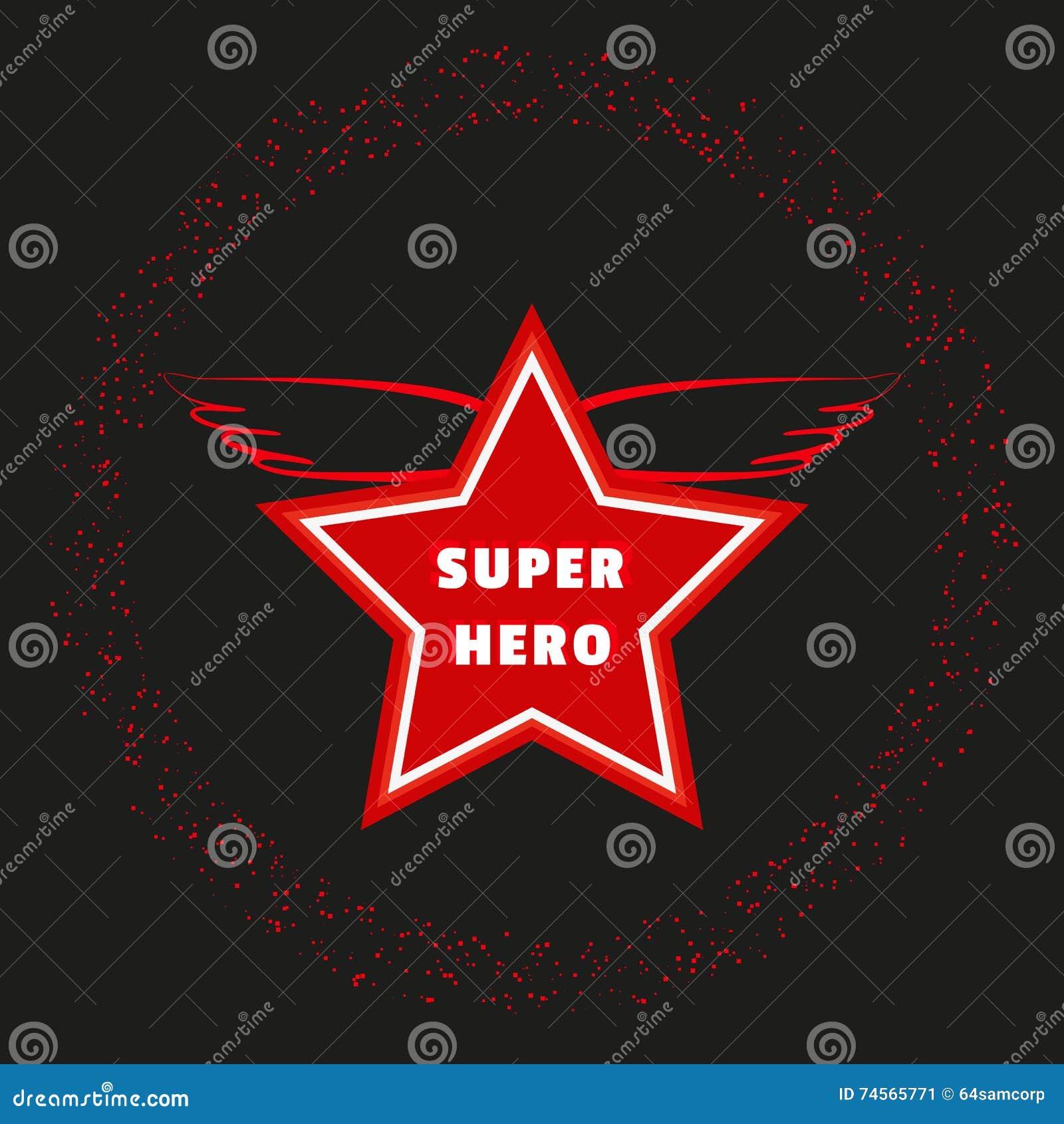 Super bohatera gwiazda