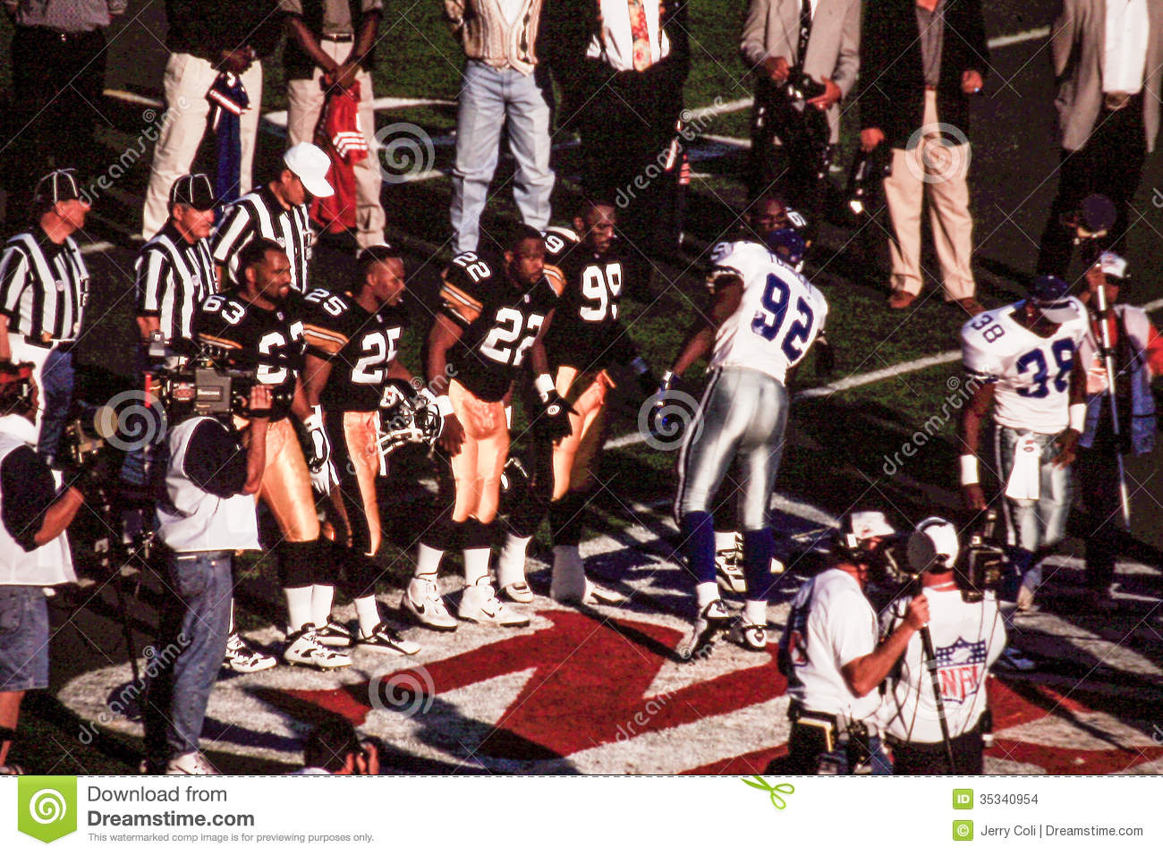 Super Bowl XXXIV: Duel in the Dome - NFL Videos