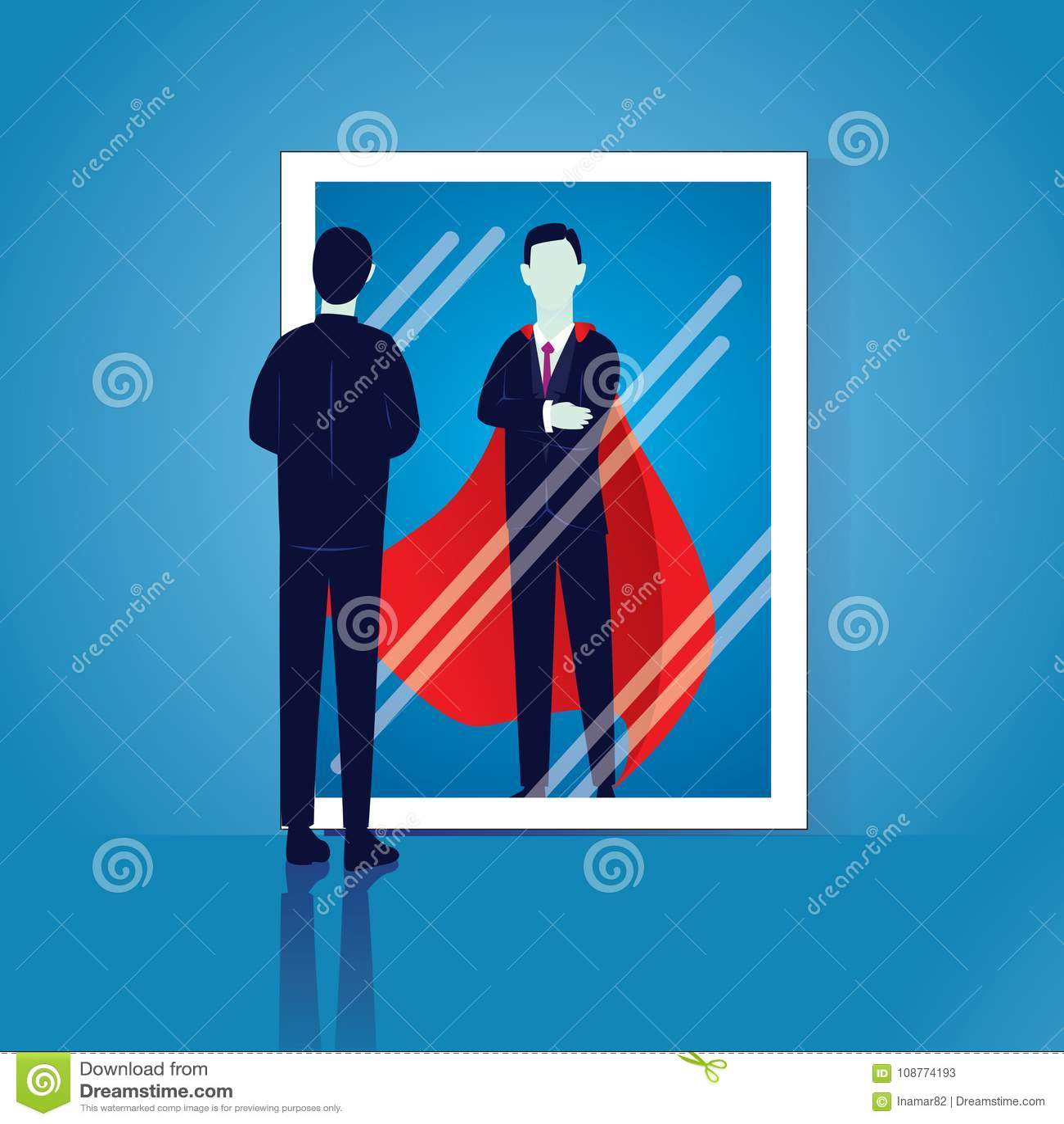 Super Businessman Strength