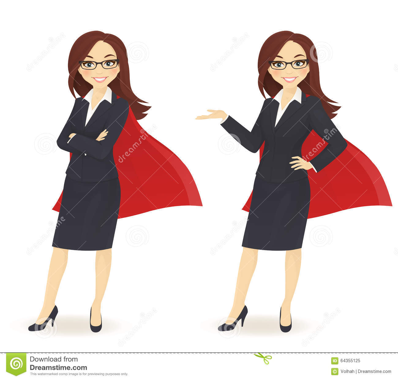 Businesswoman Cartoons Illustrations Amp Vector Stock