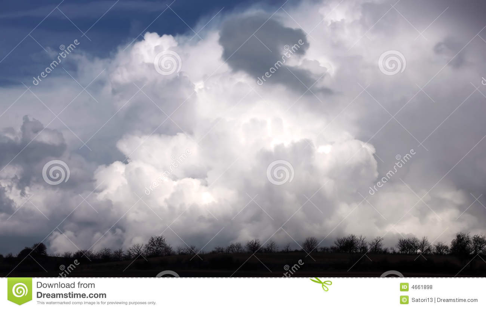 Super cloudscape burzliwe