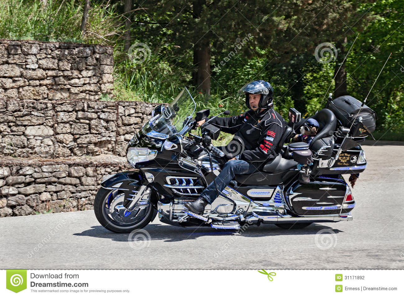 Honda Cruiser Bikes Goldwing