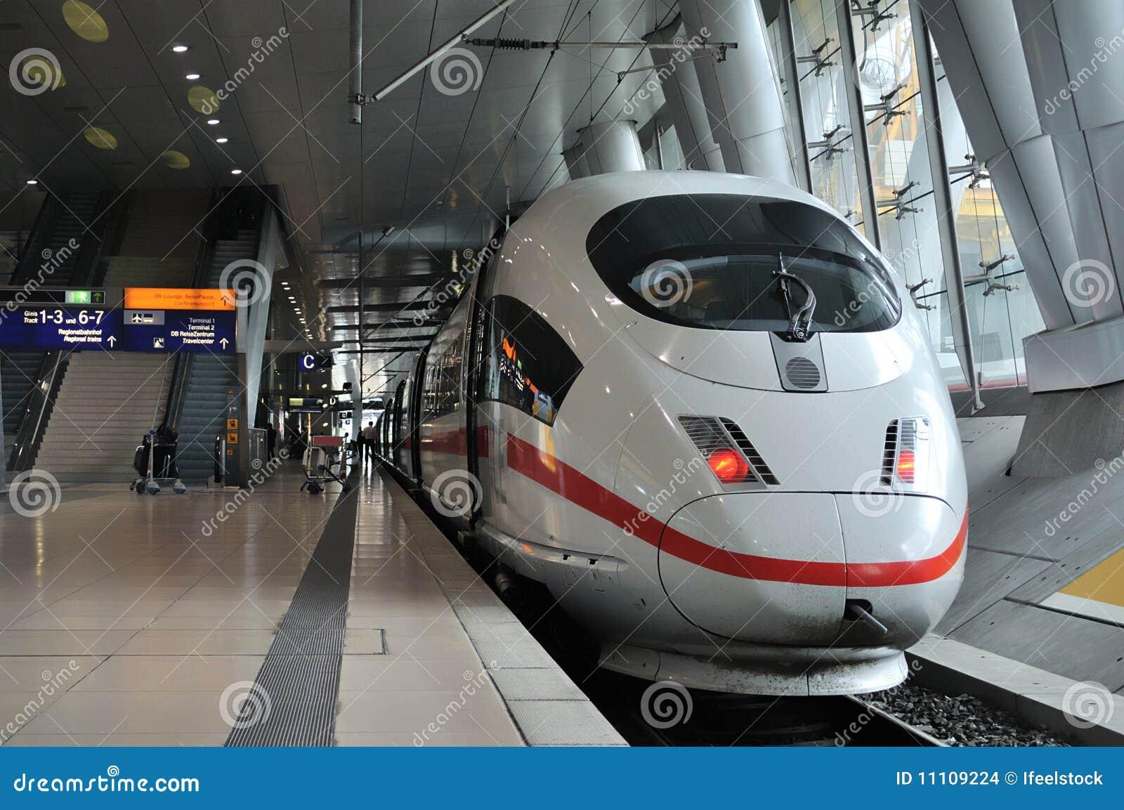 Super fast train