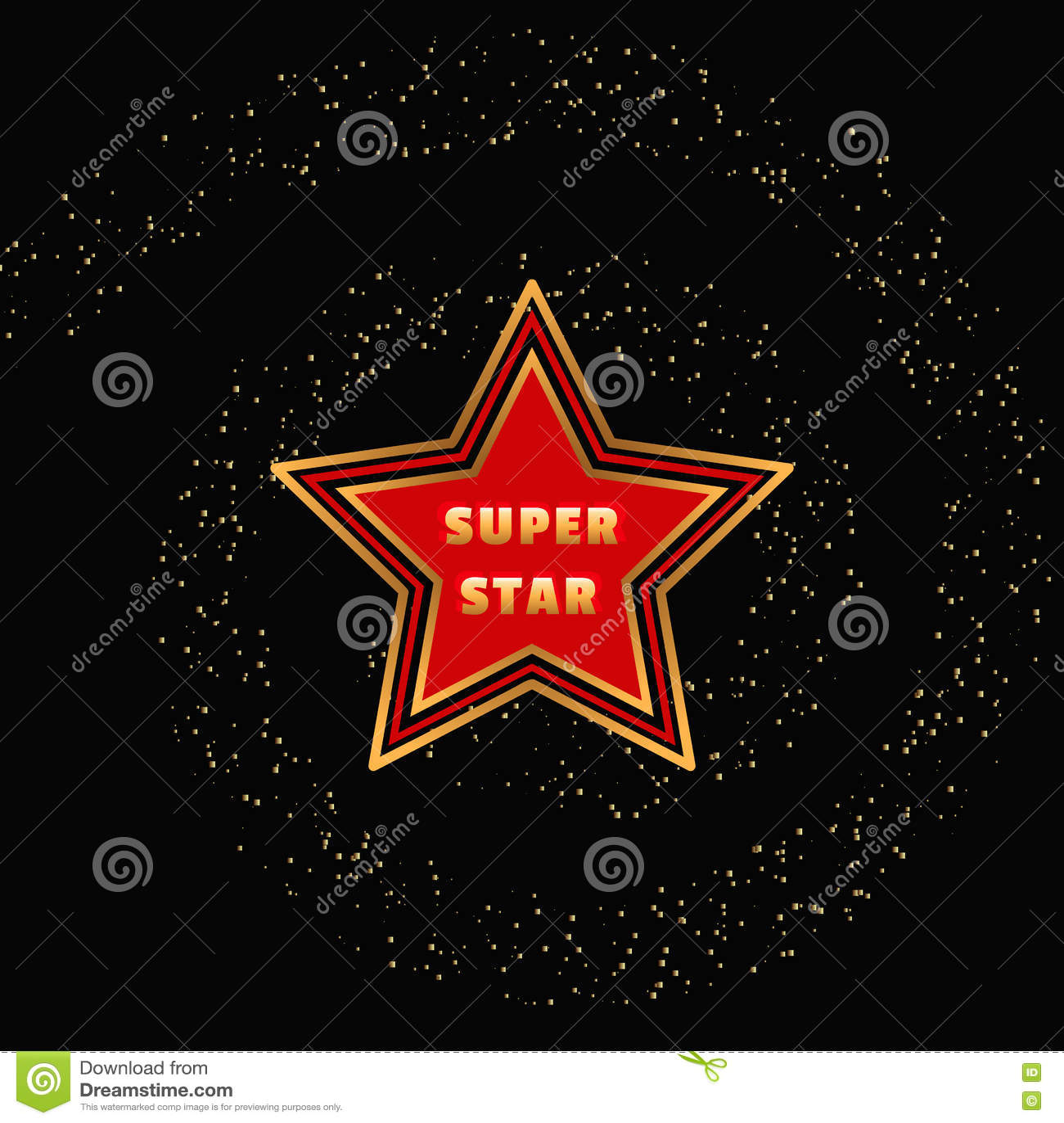Super gwiazdowy pojęcie