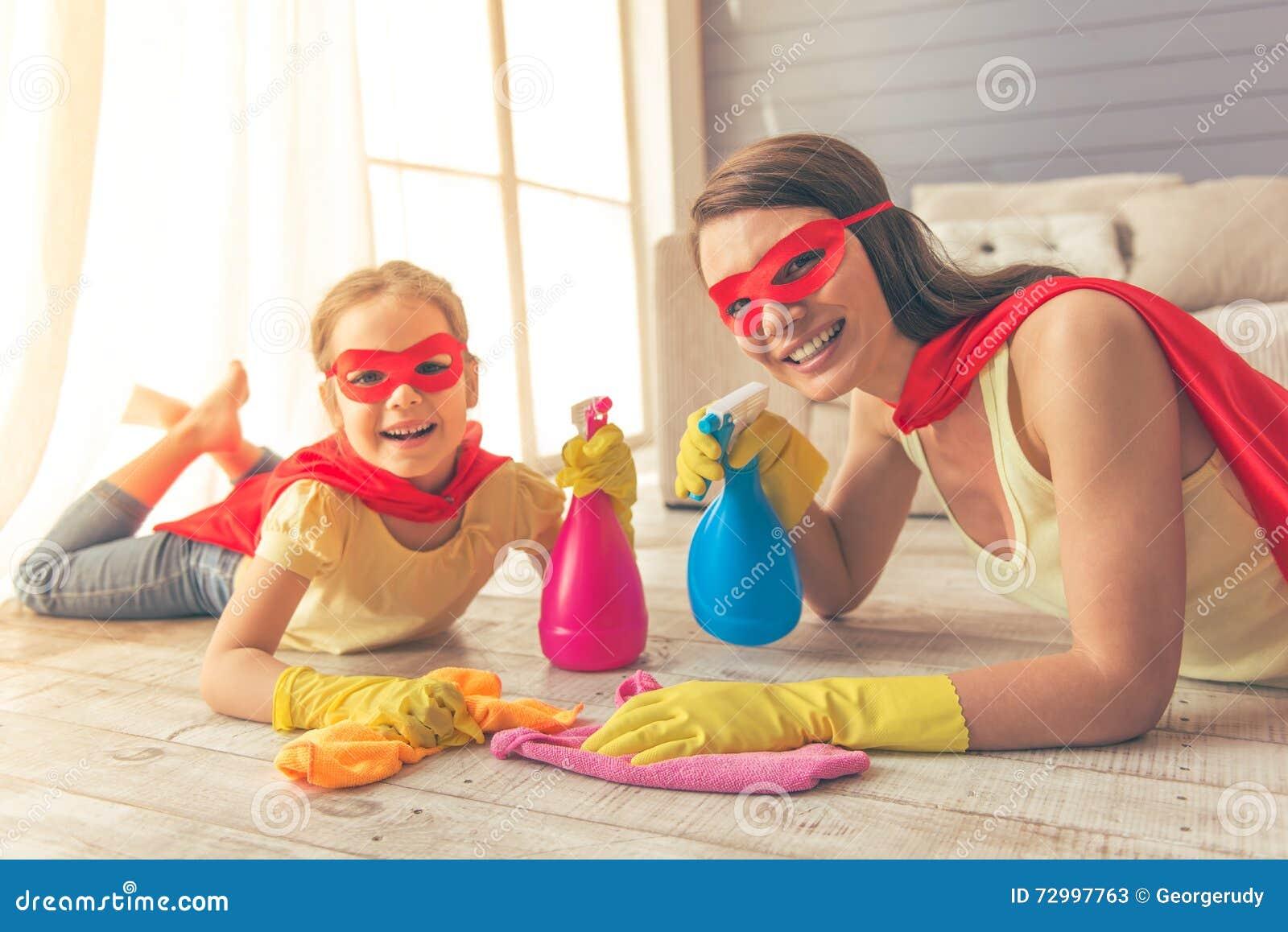 Super matka i córka