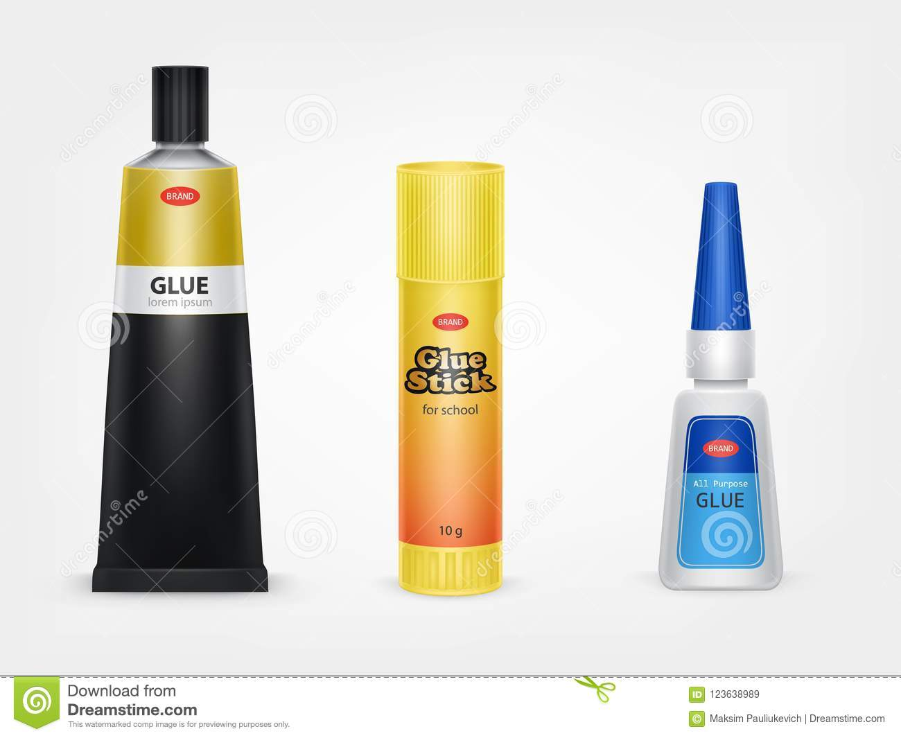 How to glue the glue moment 41