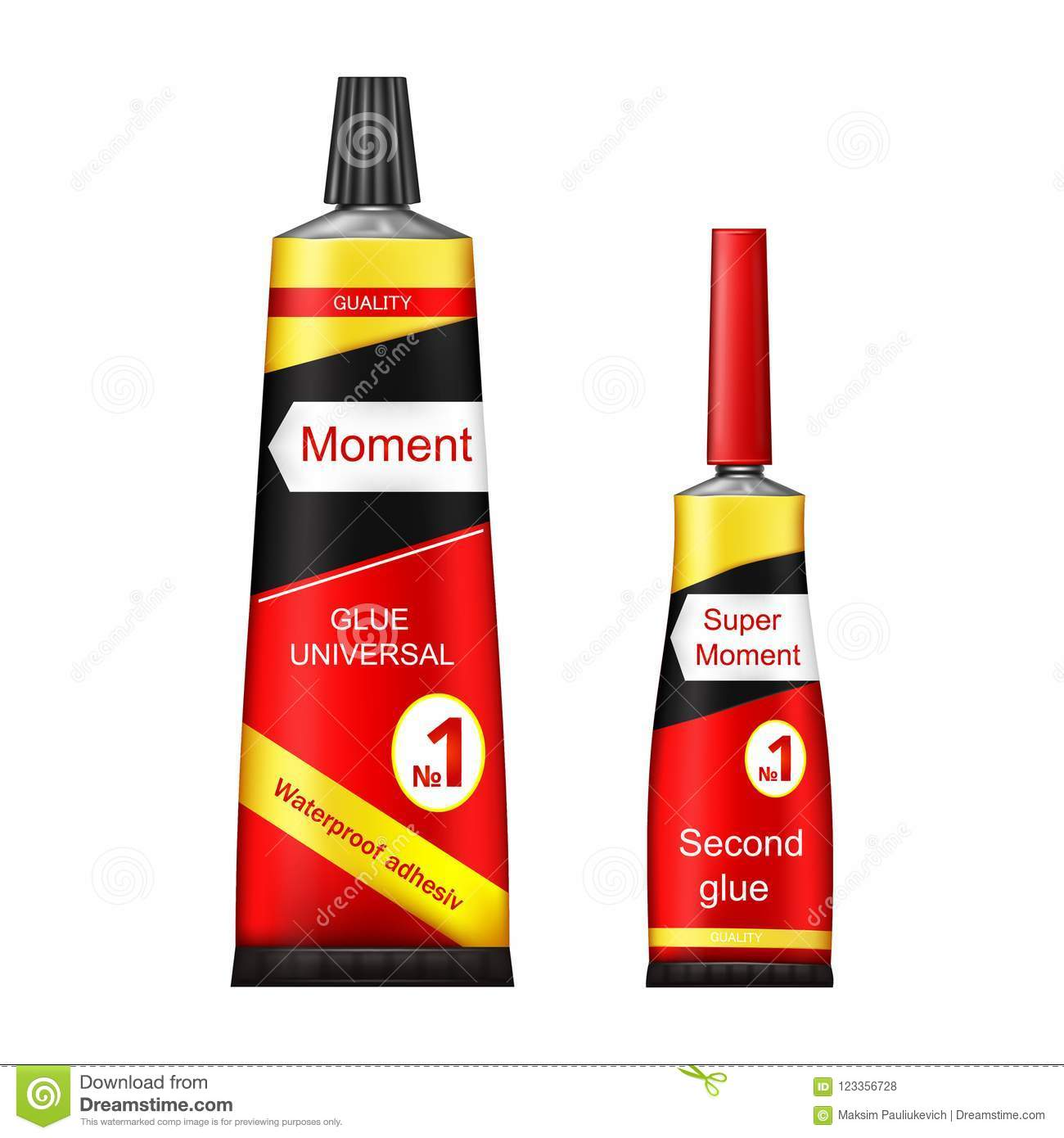 How to glue the glue moment 59
