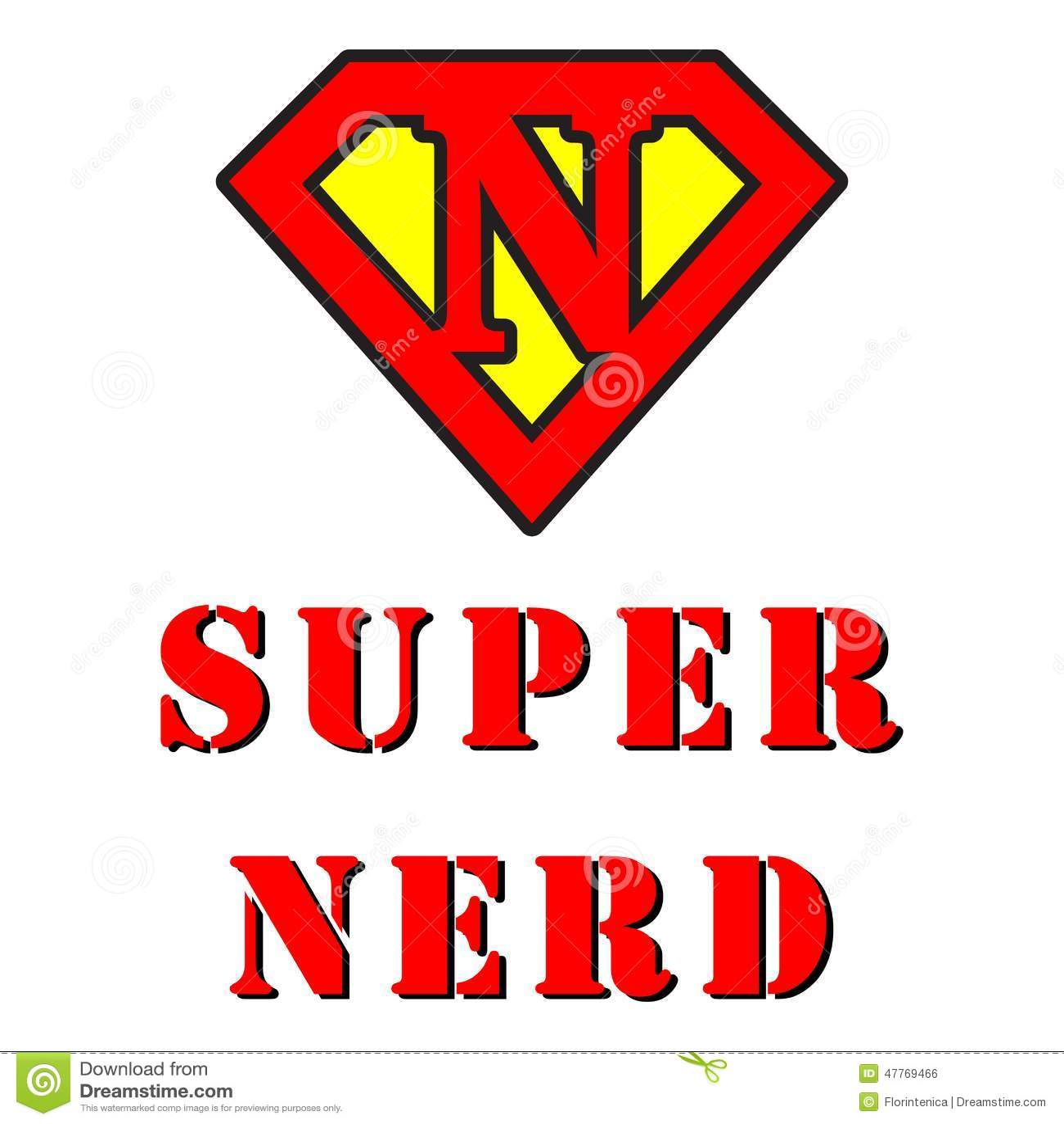 super nerd stock illustration image of logo  inside superman logo with different letters download customized superman logo with different letters
