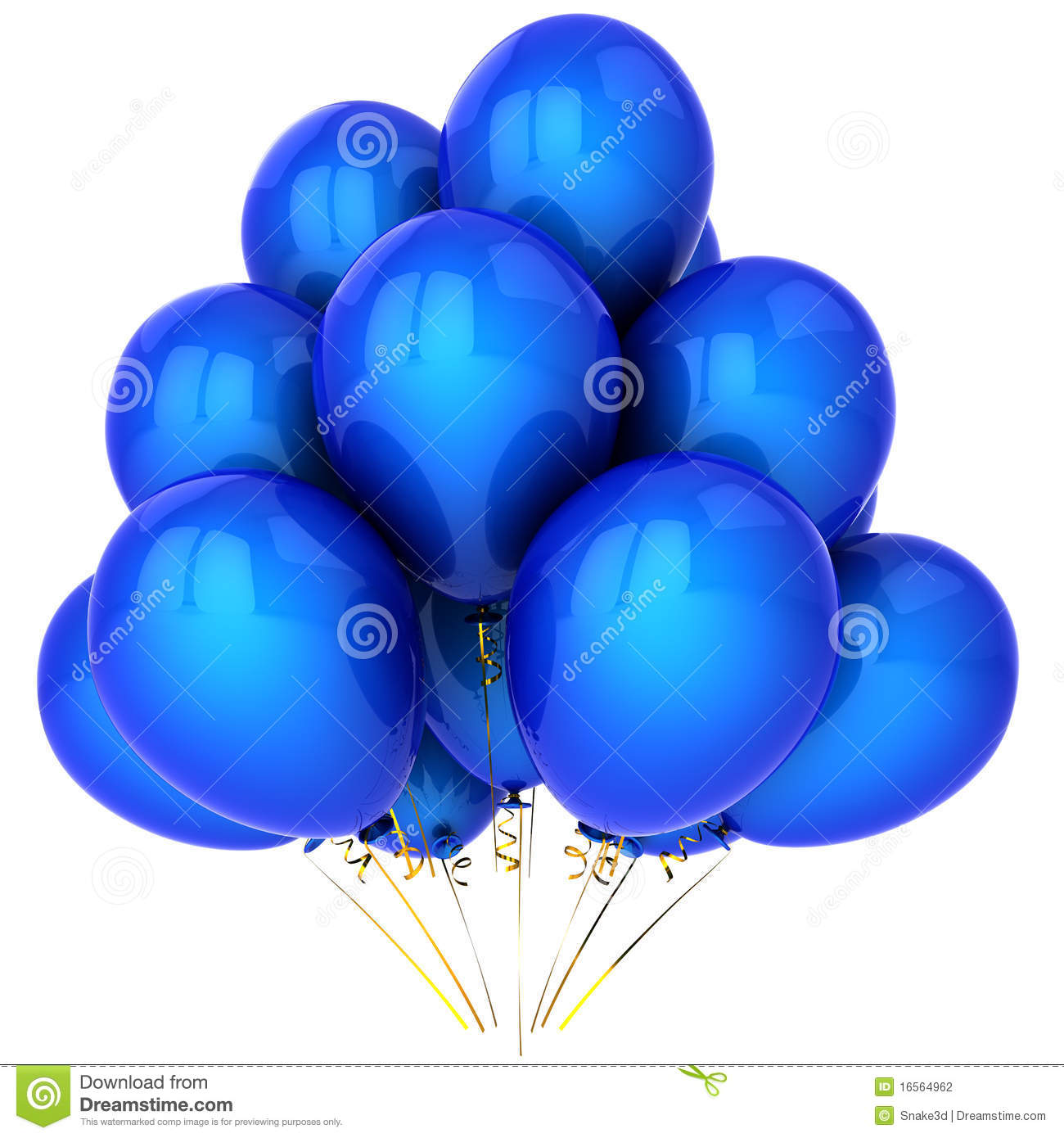 Super Party Helium Balloons (Hi-Res) Stock Photography - Image
