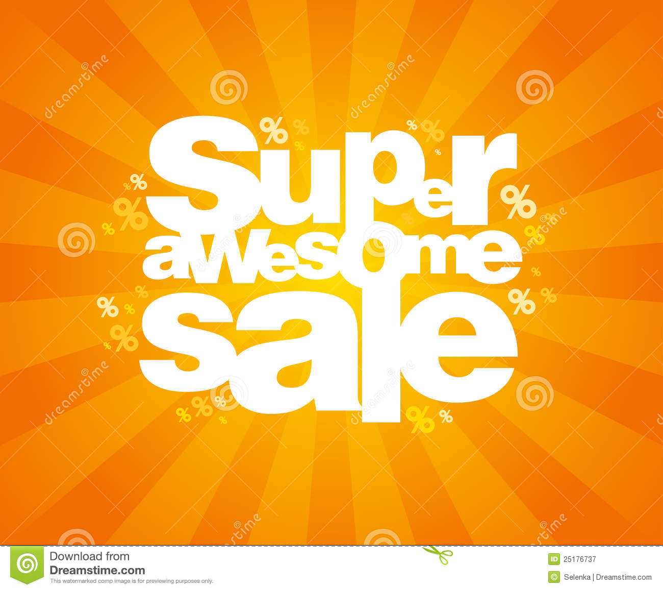 super sale design template  royalty free stock photography