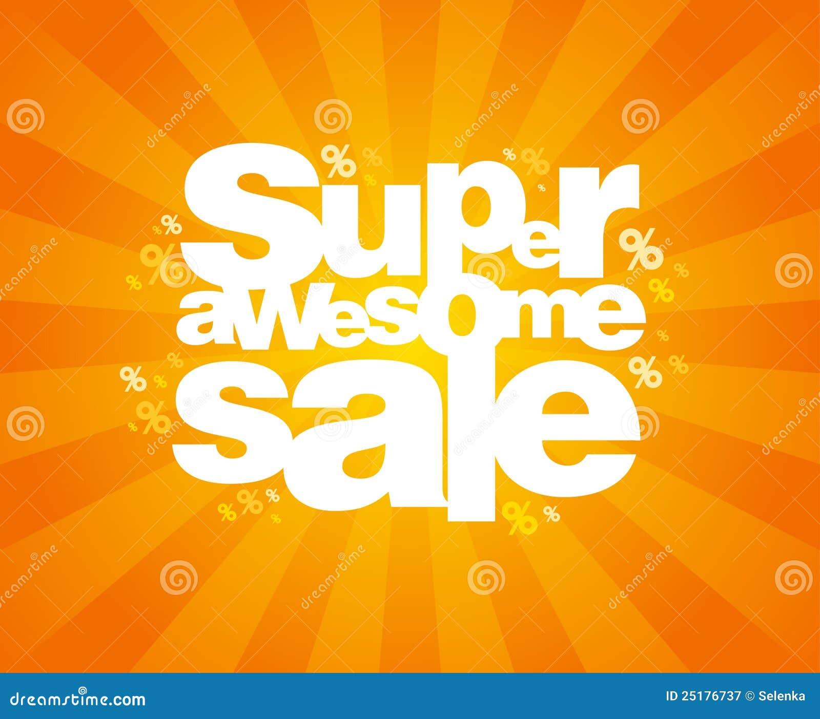 super sale design template illustration 25176737 megapixl
