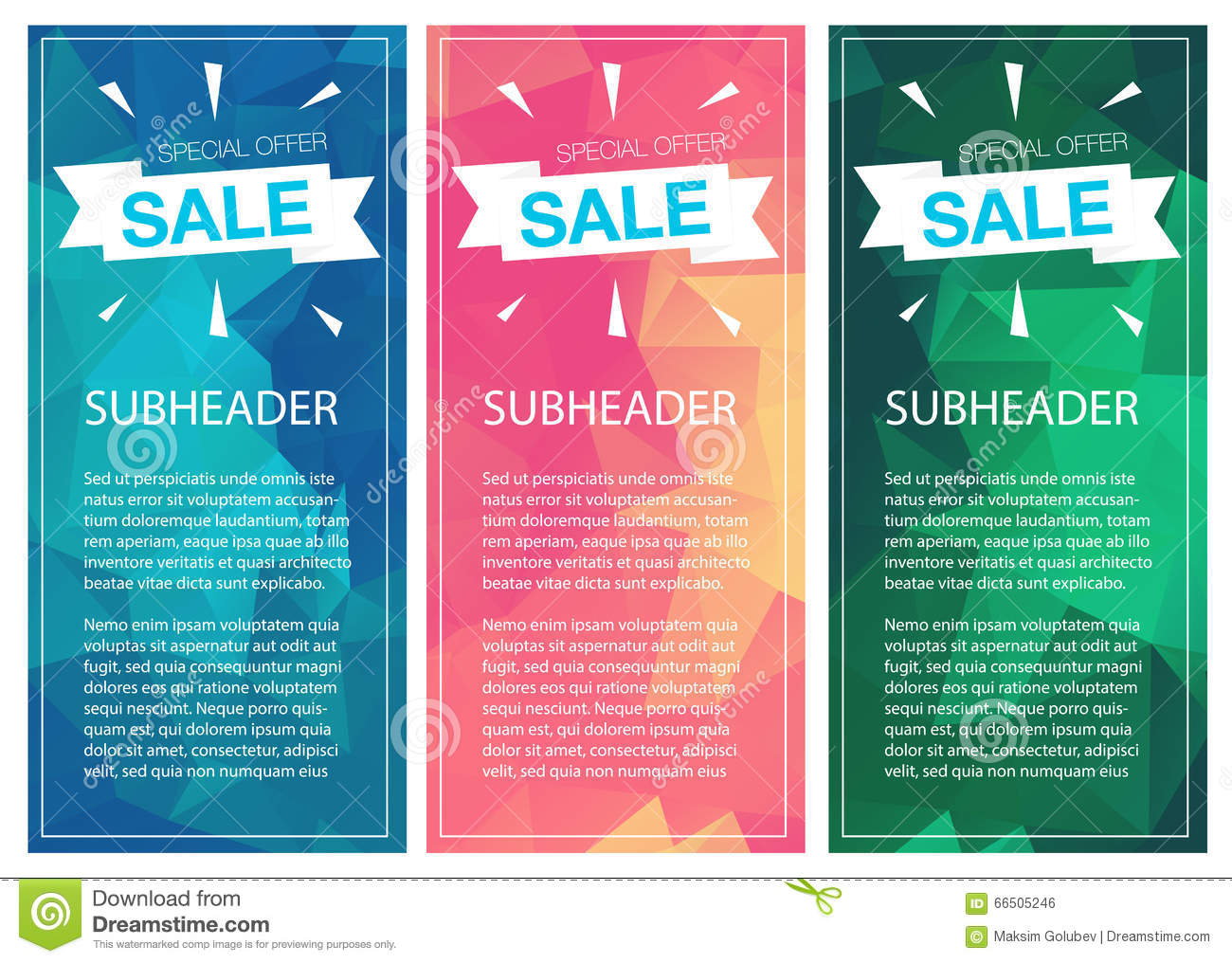 super special offer vertical banners stock vector image super special offer vertical banners