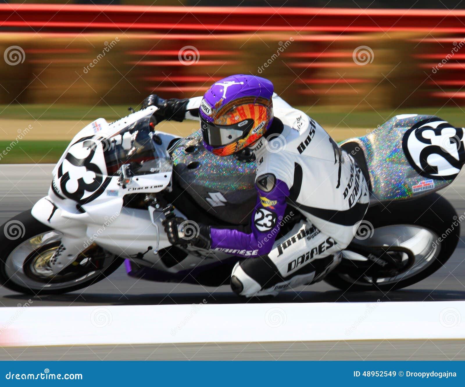 Super Sport Bike Race Editorial Stock Image Image Of Racing 48952549