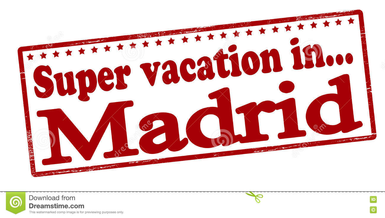 Super vacation in Madrid
