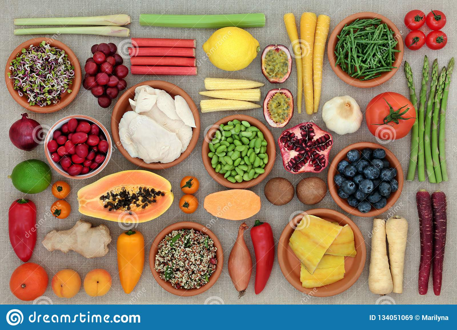 Super Voedsel voor Geschiktheid