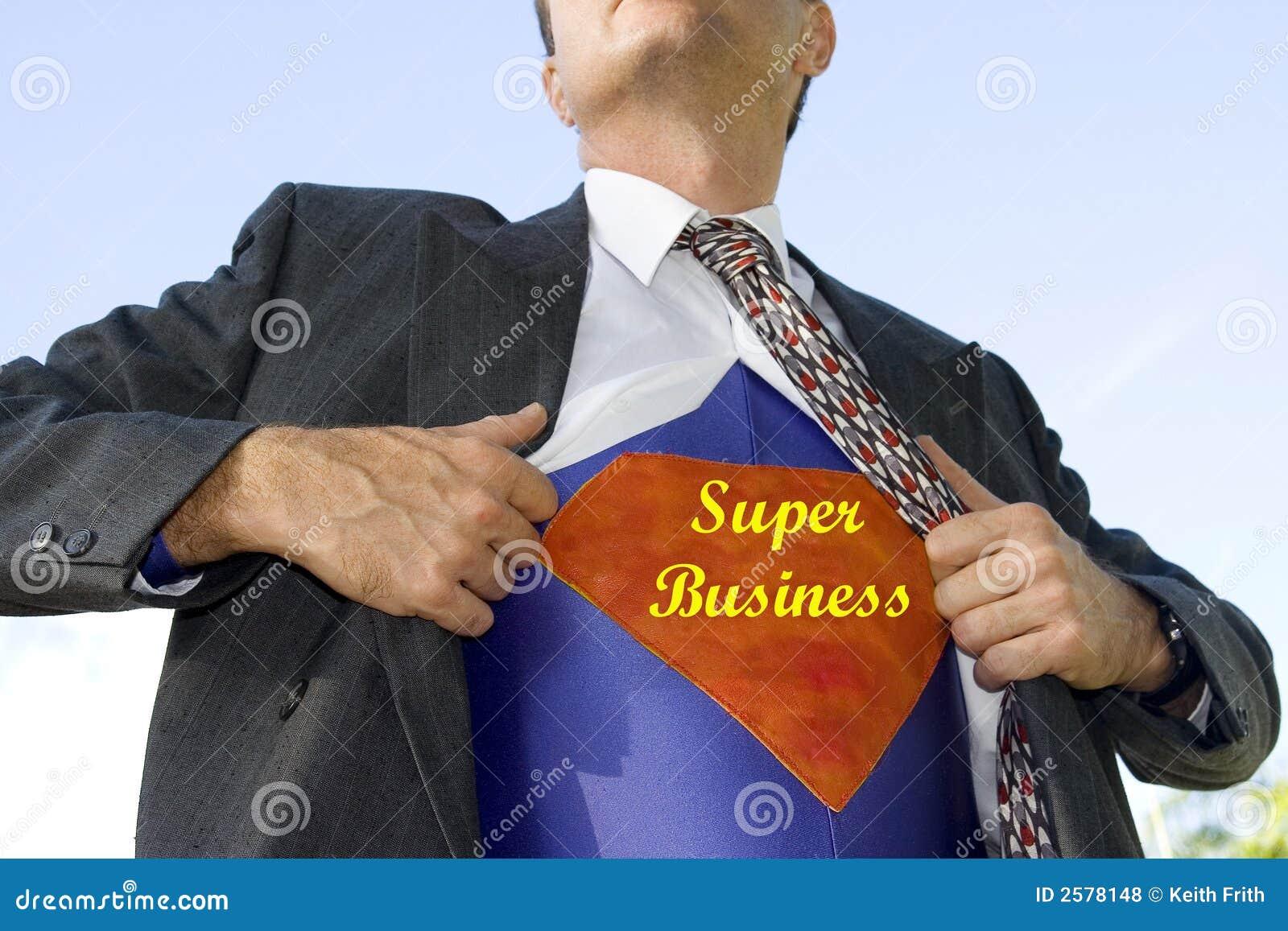 Super Zakenman