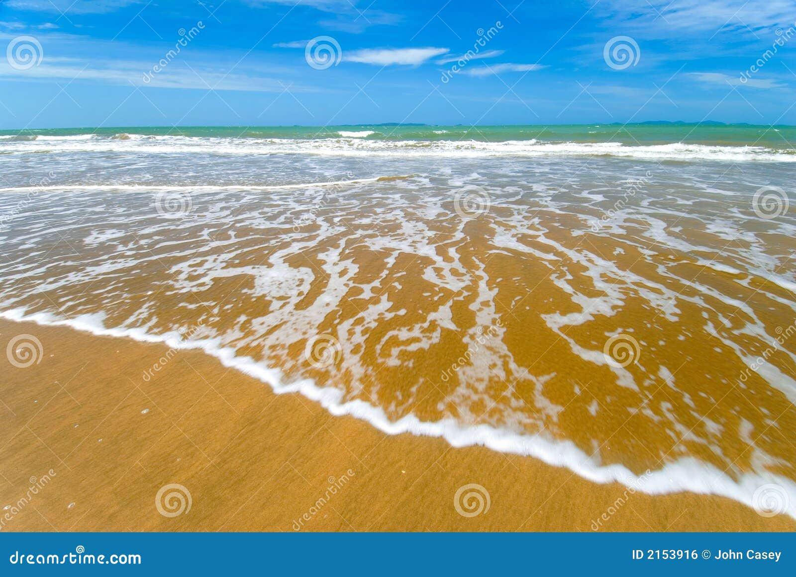 Super zakup na plaży