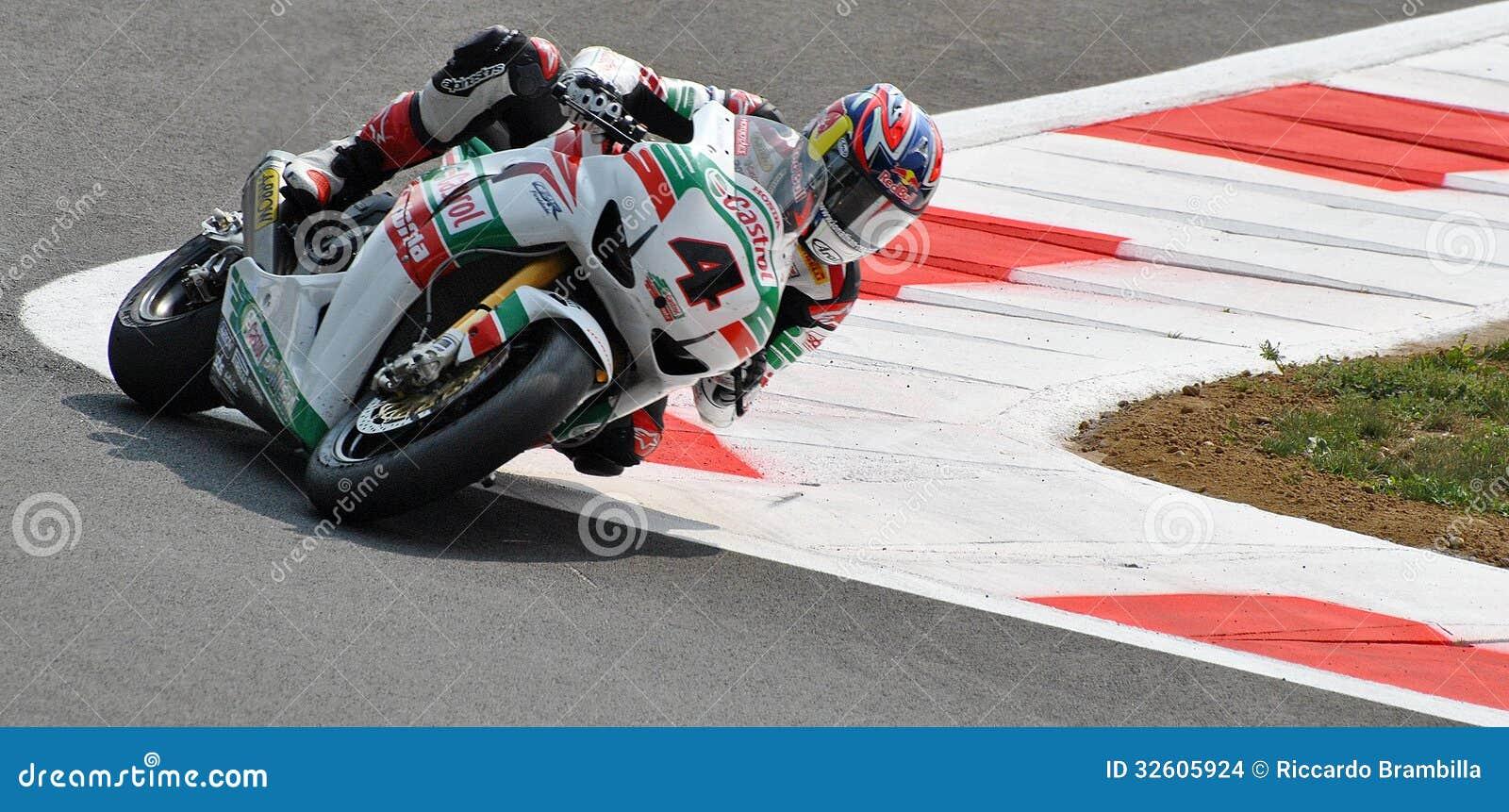 Superbike Drużynowy Castrol Honda Jonathan Rea