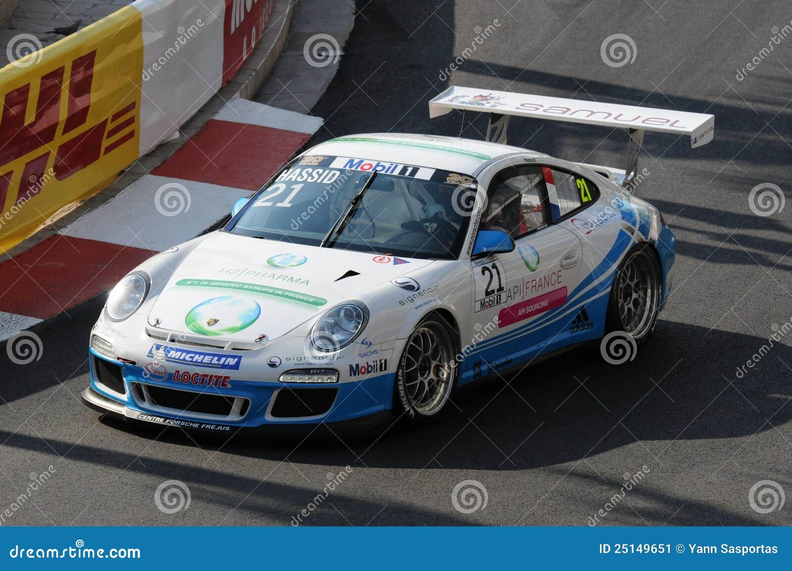 Supercup Monaco della Porsche