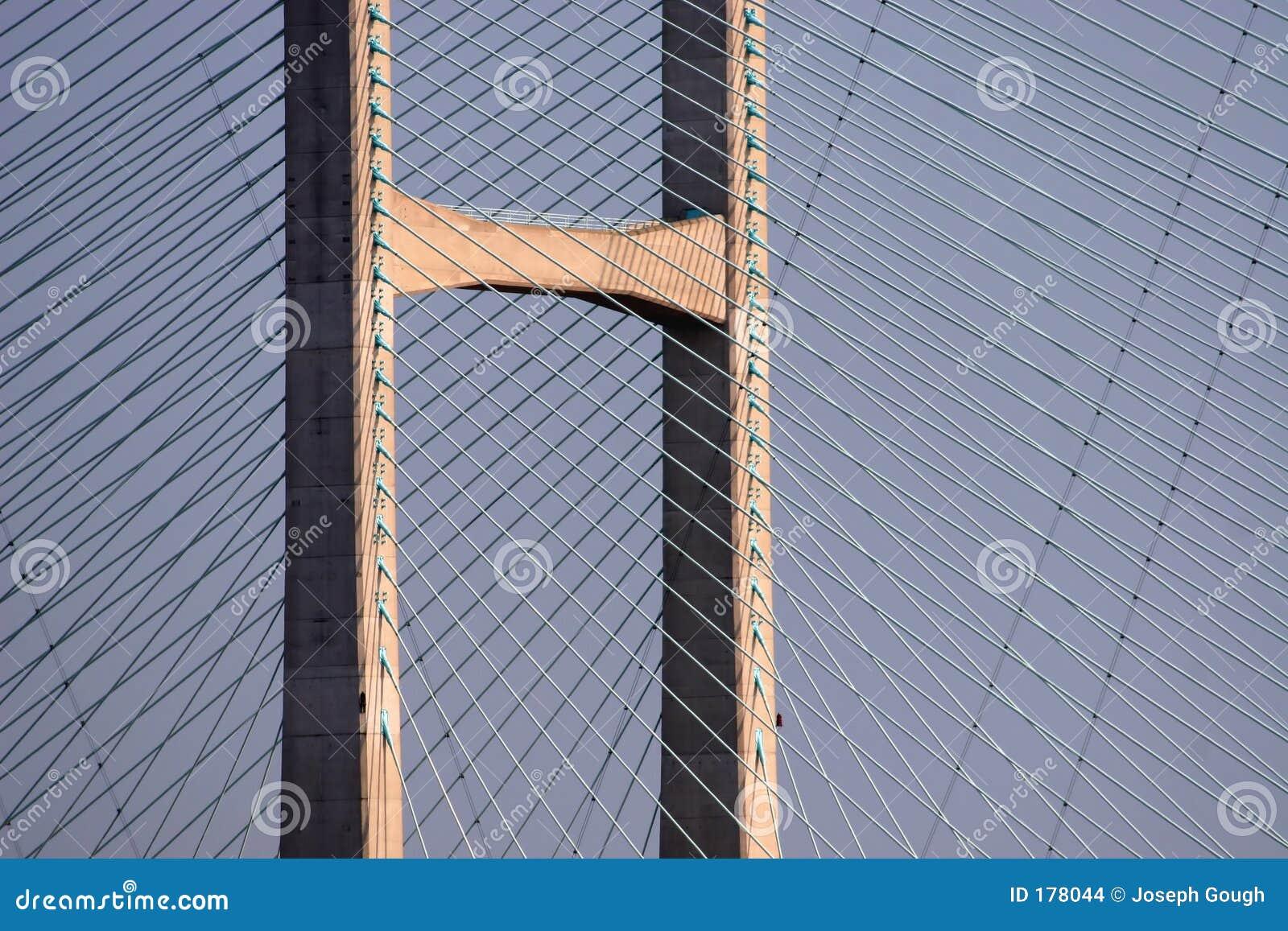 Superestructura del puente