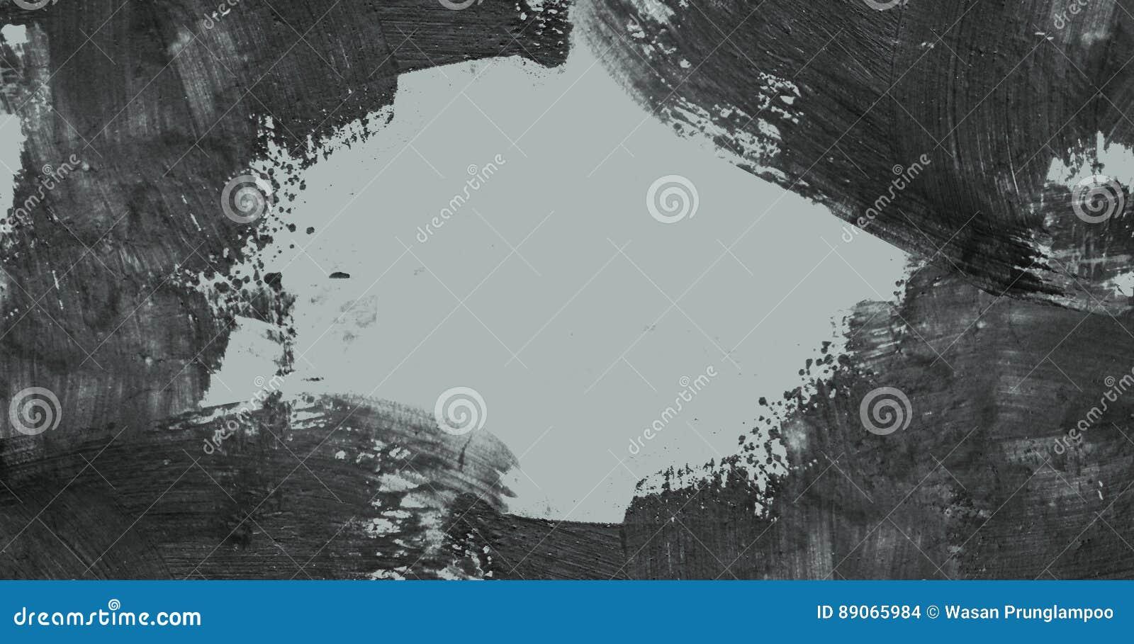 Superfície da textura do cimento