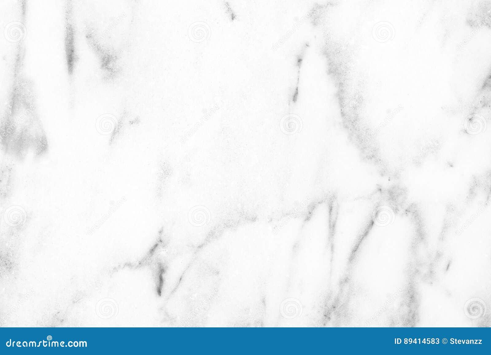 Superfície de mármore branca da luz natural de Carrara para o banheiro ou o kitch