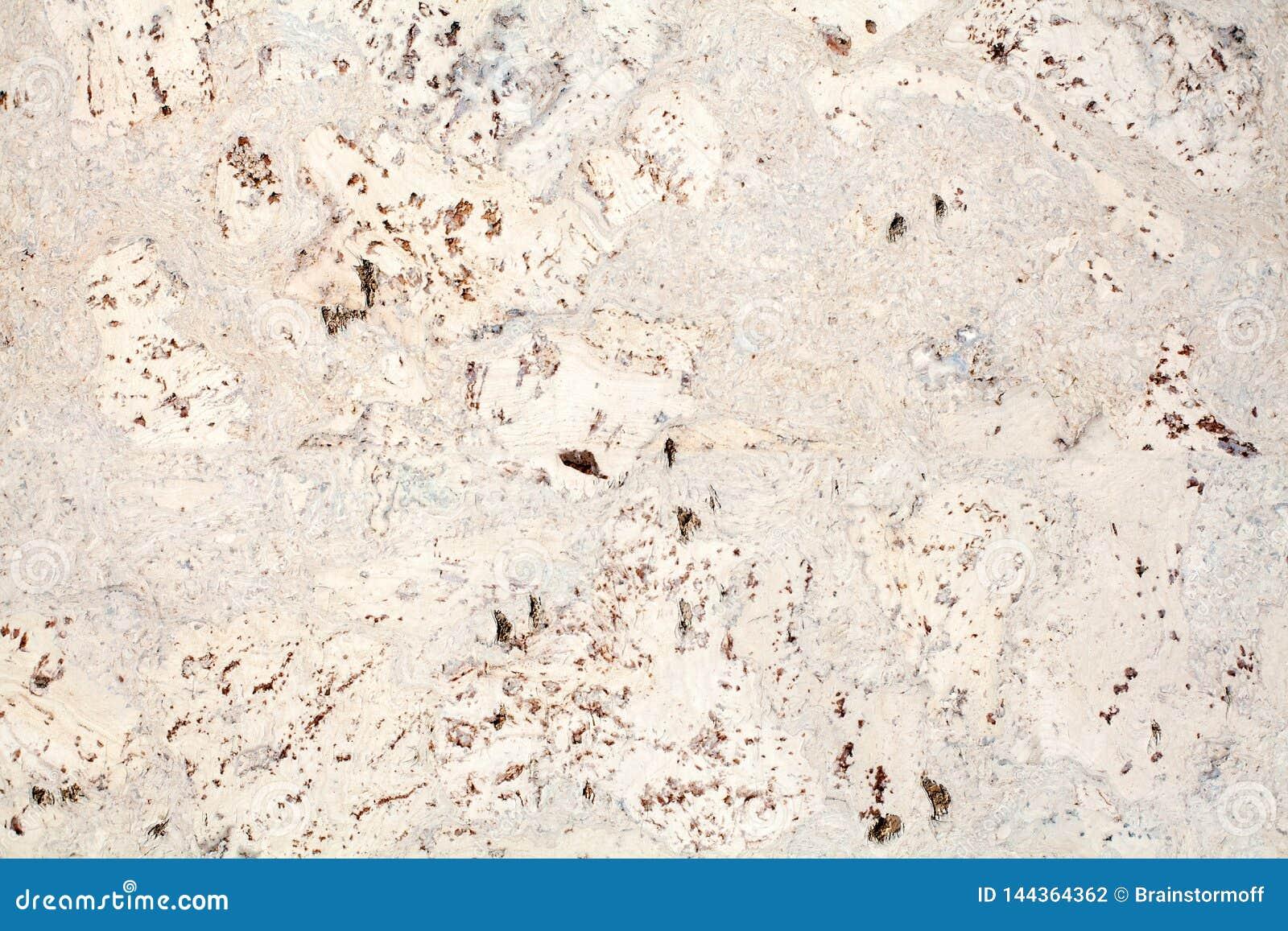 Superficie beige ligera del fondo abigarrado de madera del primer de la teja del corcho, blanco y marrón de la textura