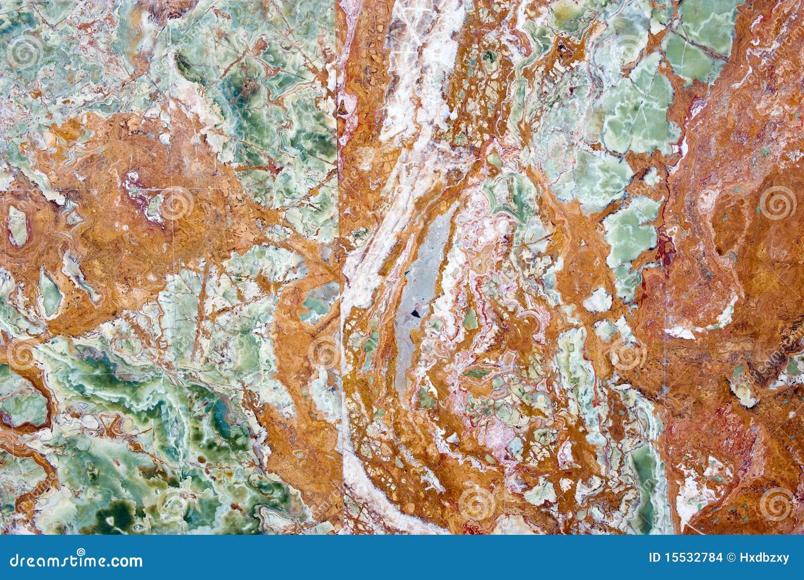 Superficie de piedra de mármol