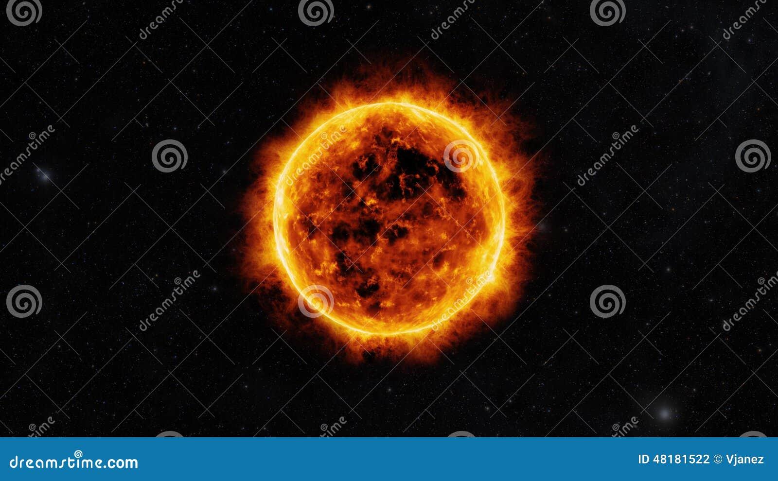 Superficie de Sun