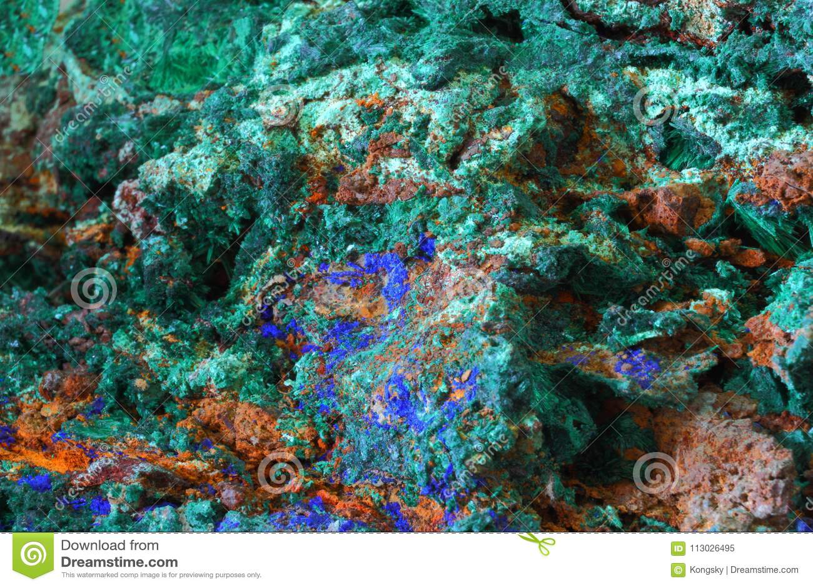 Superficie del fondo de piedra mineral