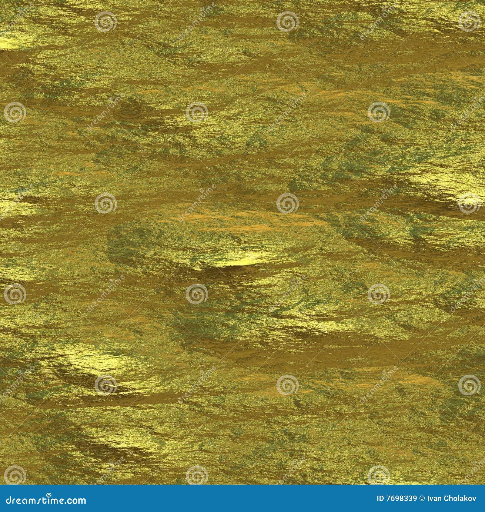 Superficie dell oro
