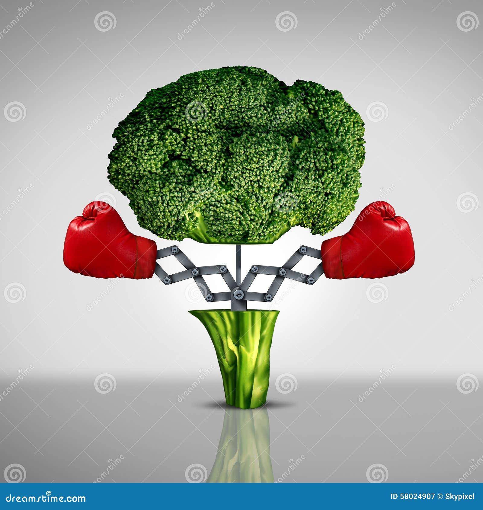 Superfood Protection Stock Illustration - Image: 58024907