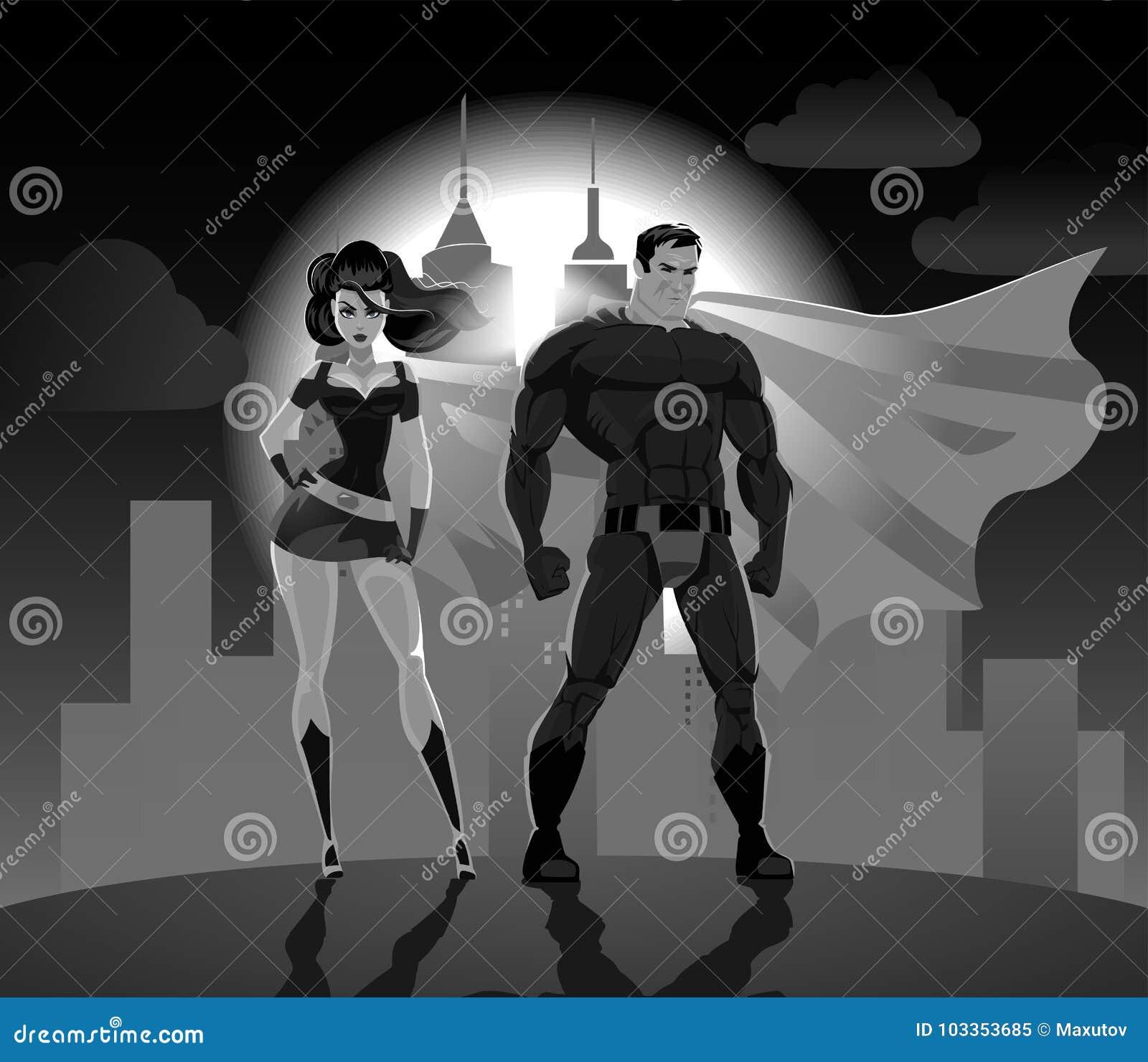 weibliche superhelden