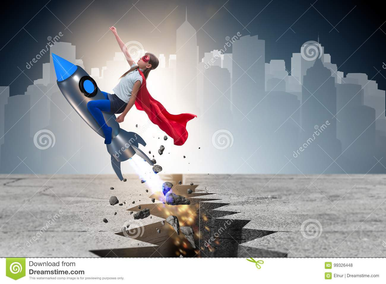 https://thumbs.dreamstime.com/z/superhero-kid-flying-rocket-99326448.jpg