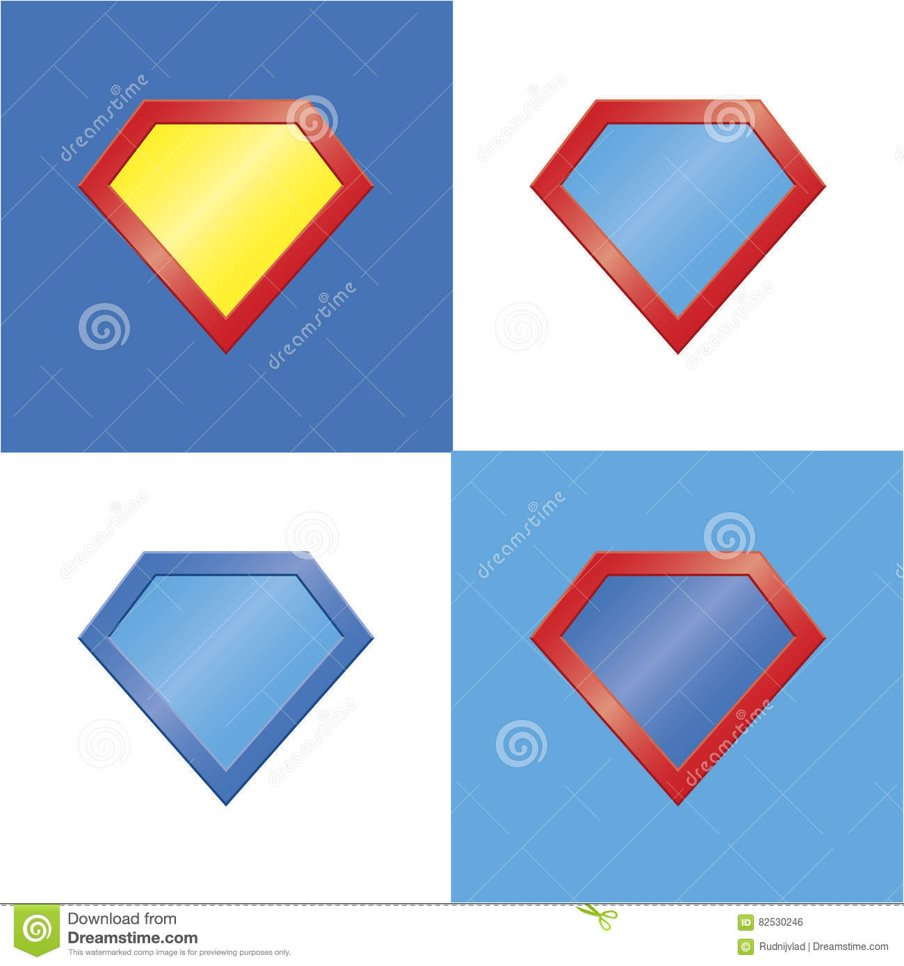 blank superhero logo template pictures to pin on pinterest