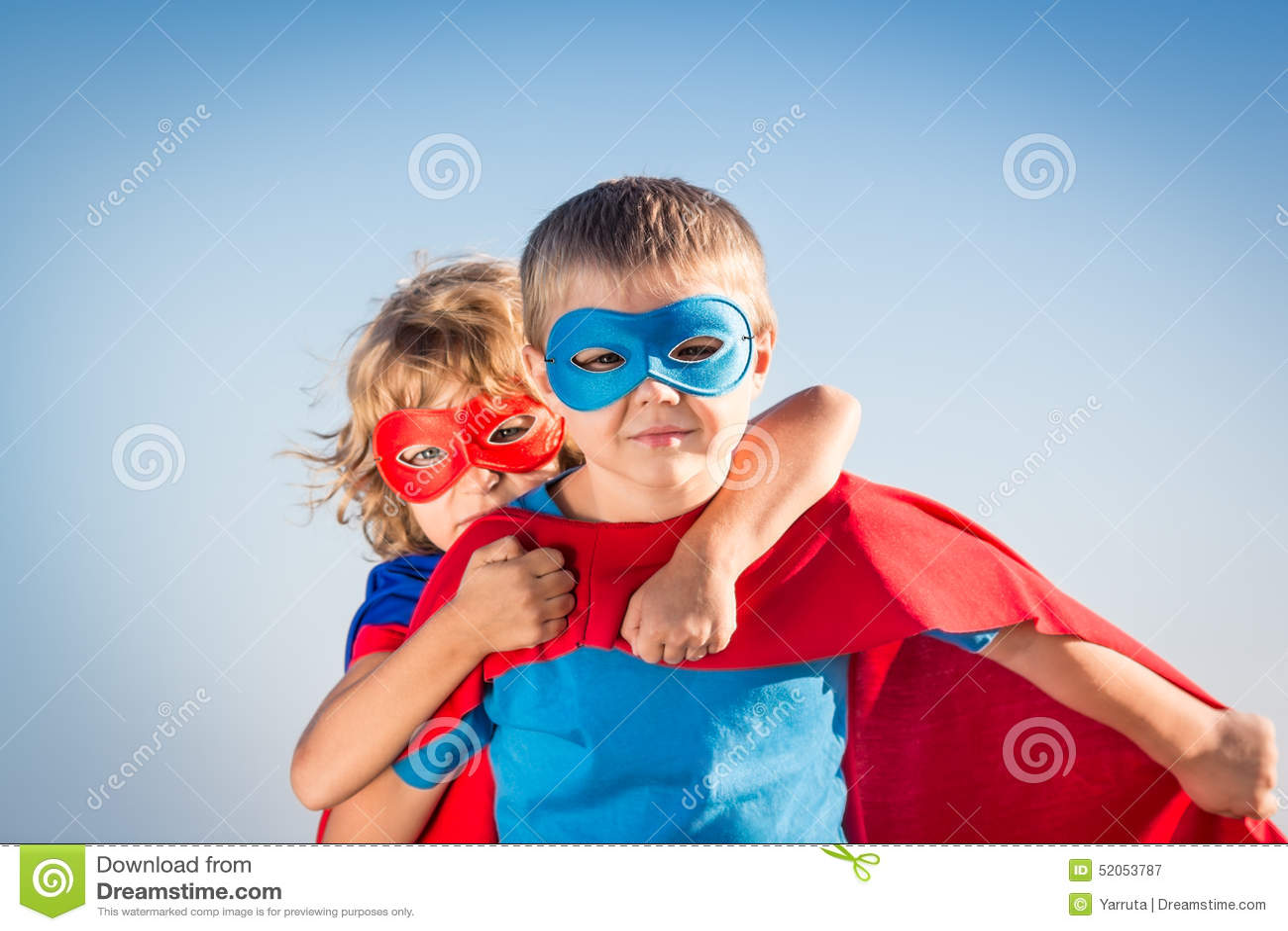 Superheroungar
