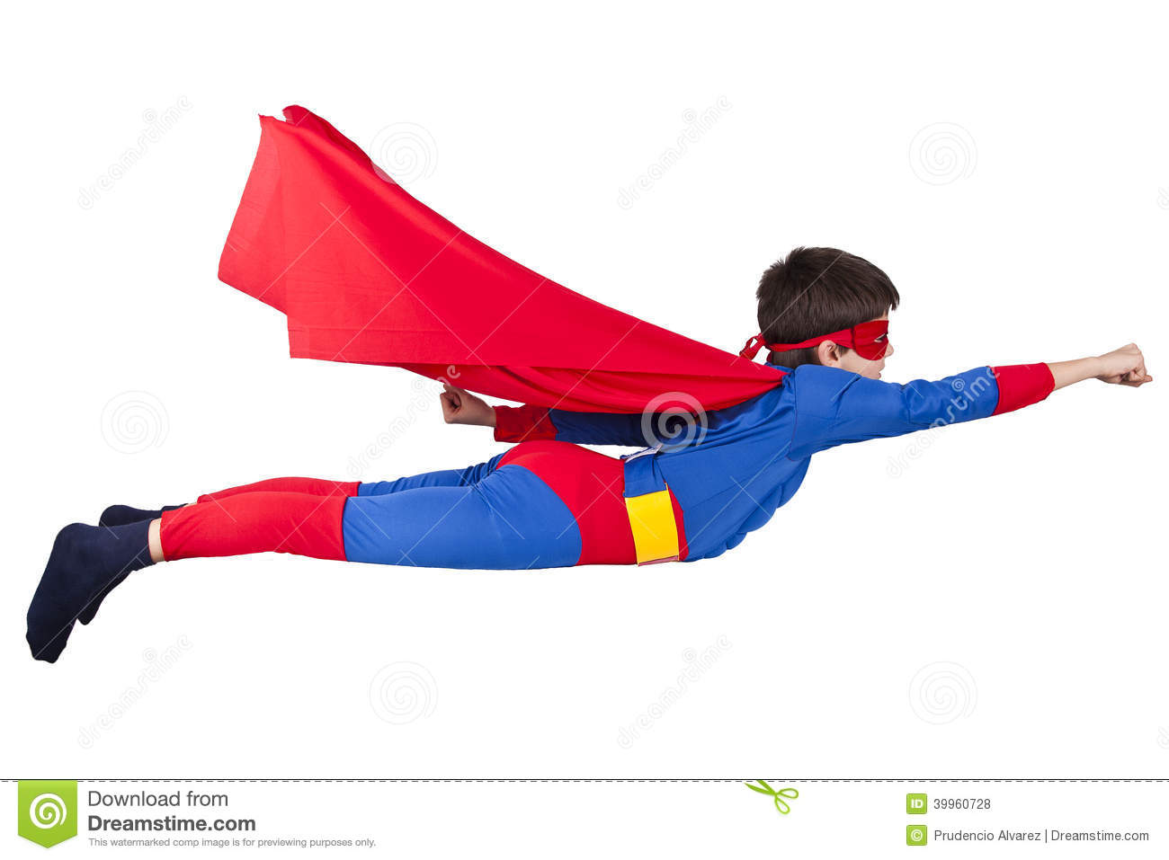 clipart superman flying - photo #31