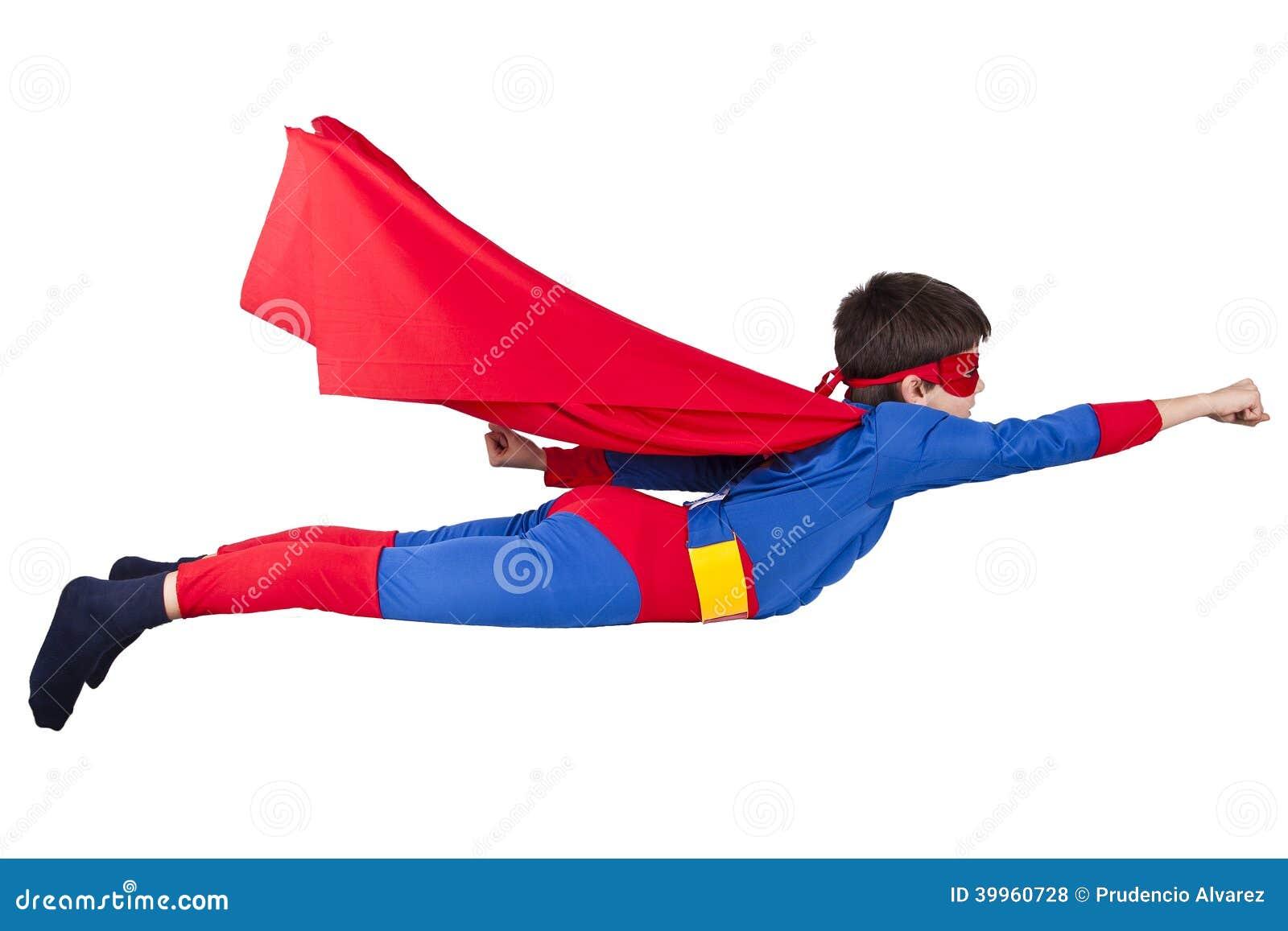 Super Hero Bedroom Superman Stock Photo Image 39960728