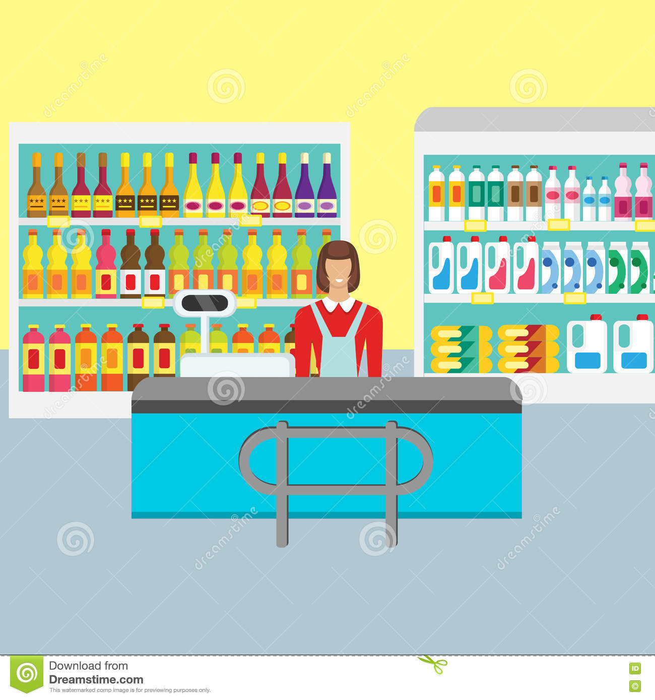 What Is A Food Service Clerk