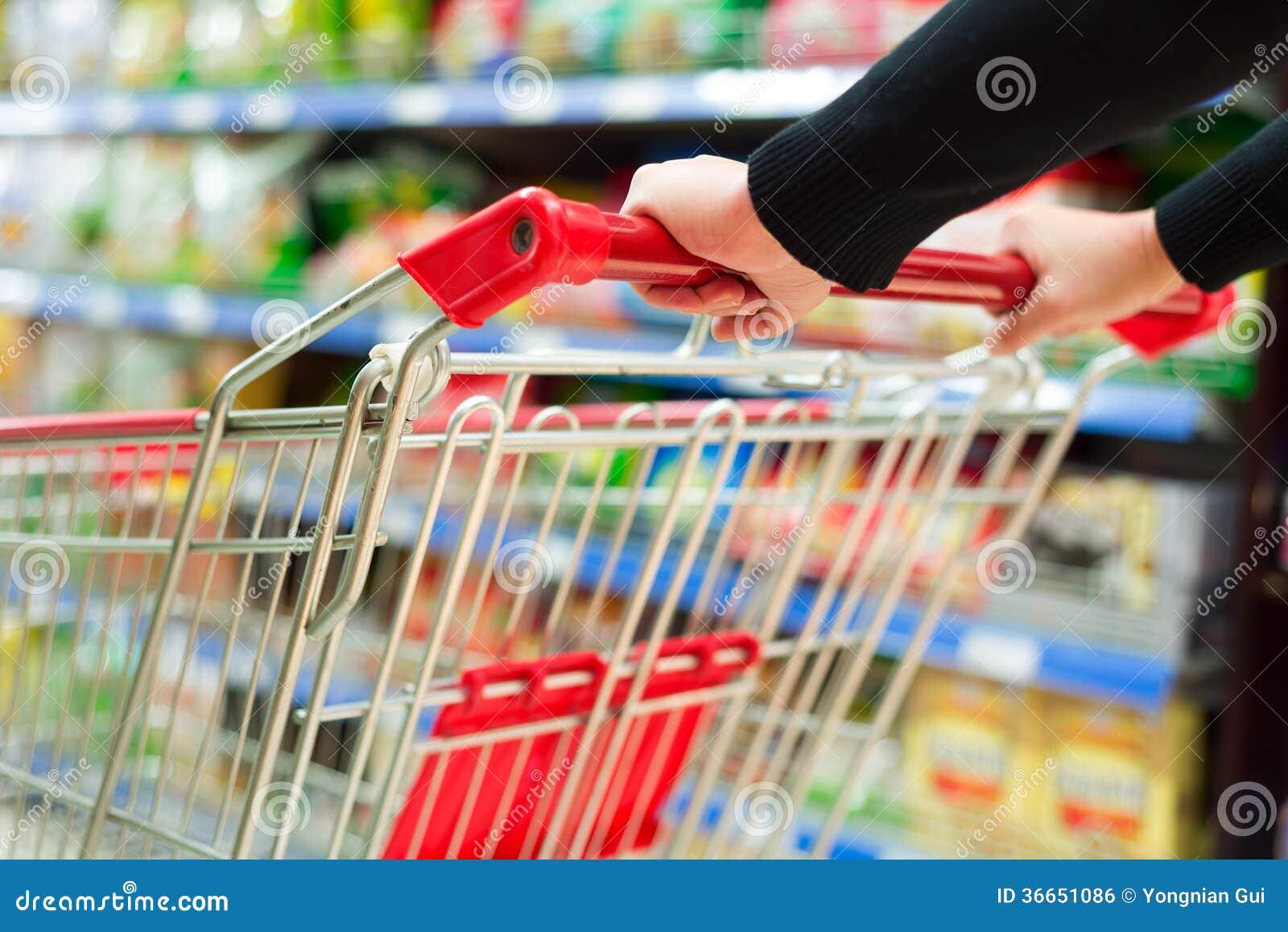Supermarket fura