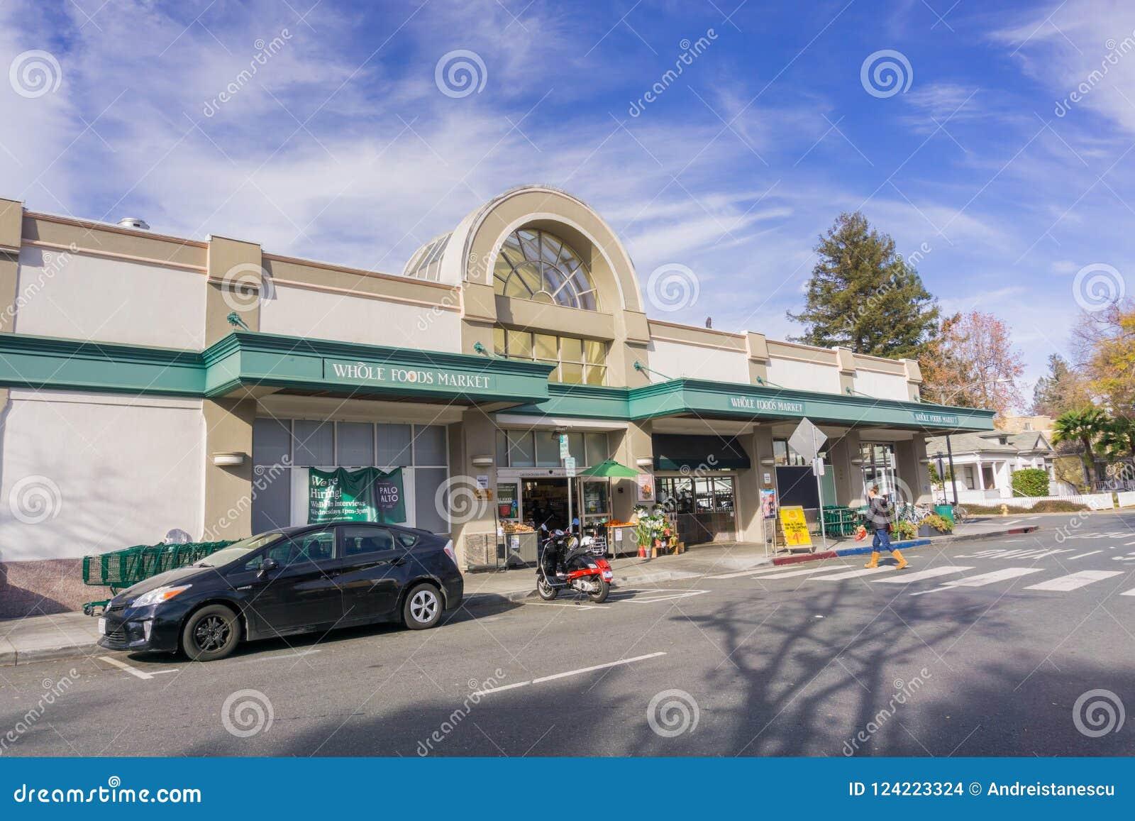 Supermercado de Whole Foods