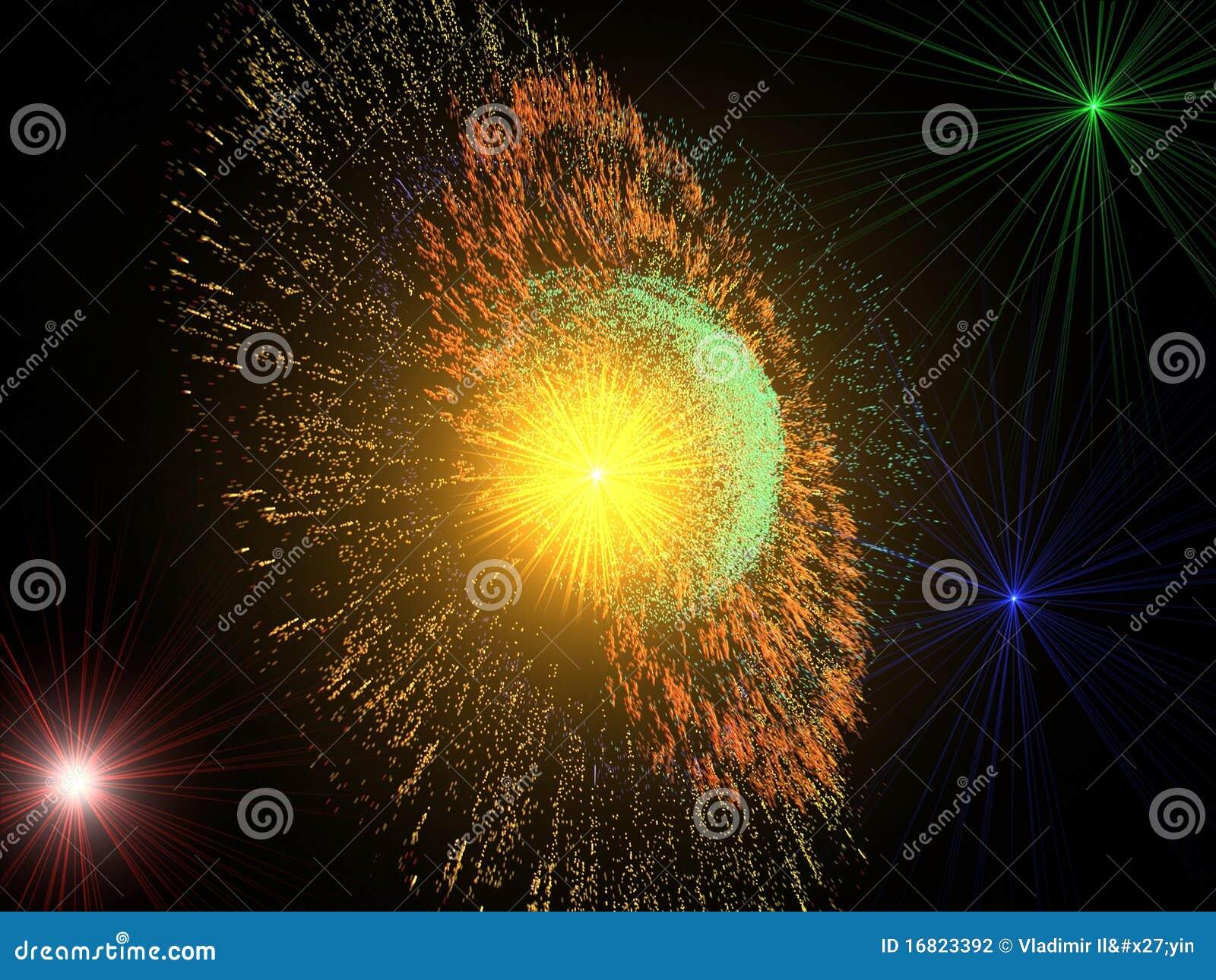 supernova landscape - photo #46