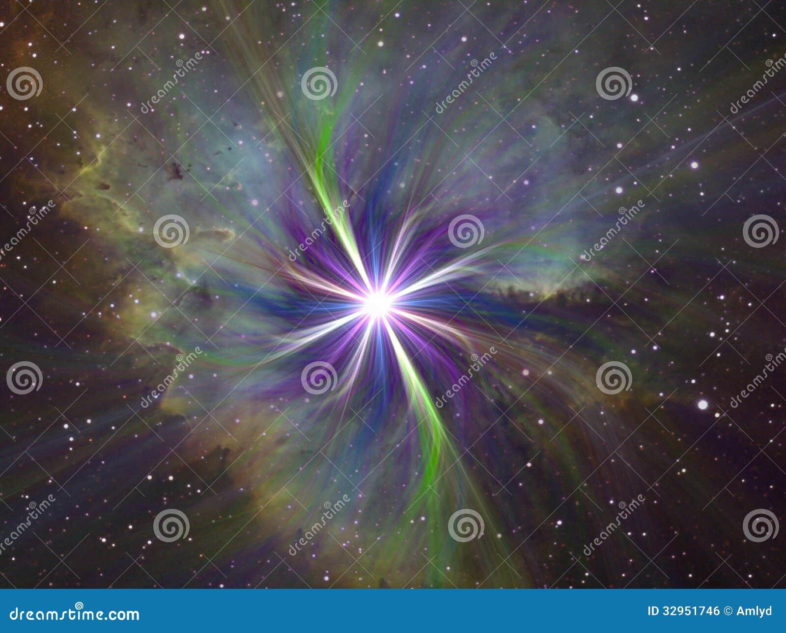 Supernova Royalty Free Stock Image - Image: 32951746