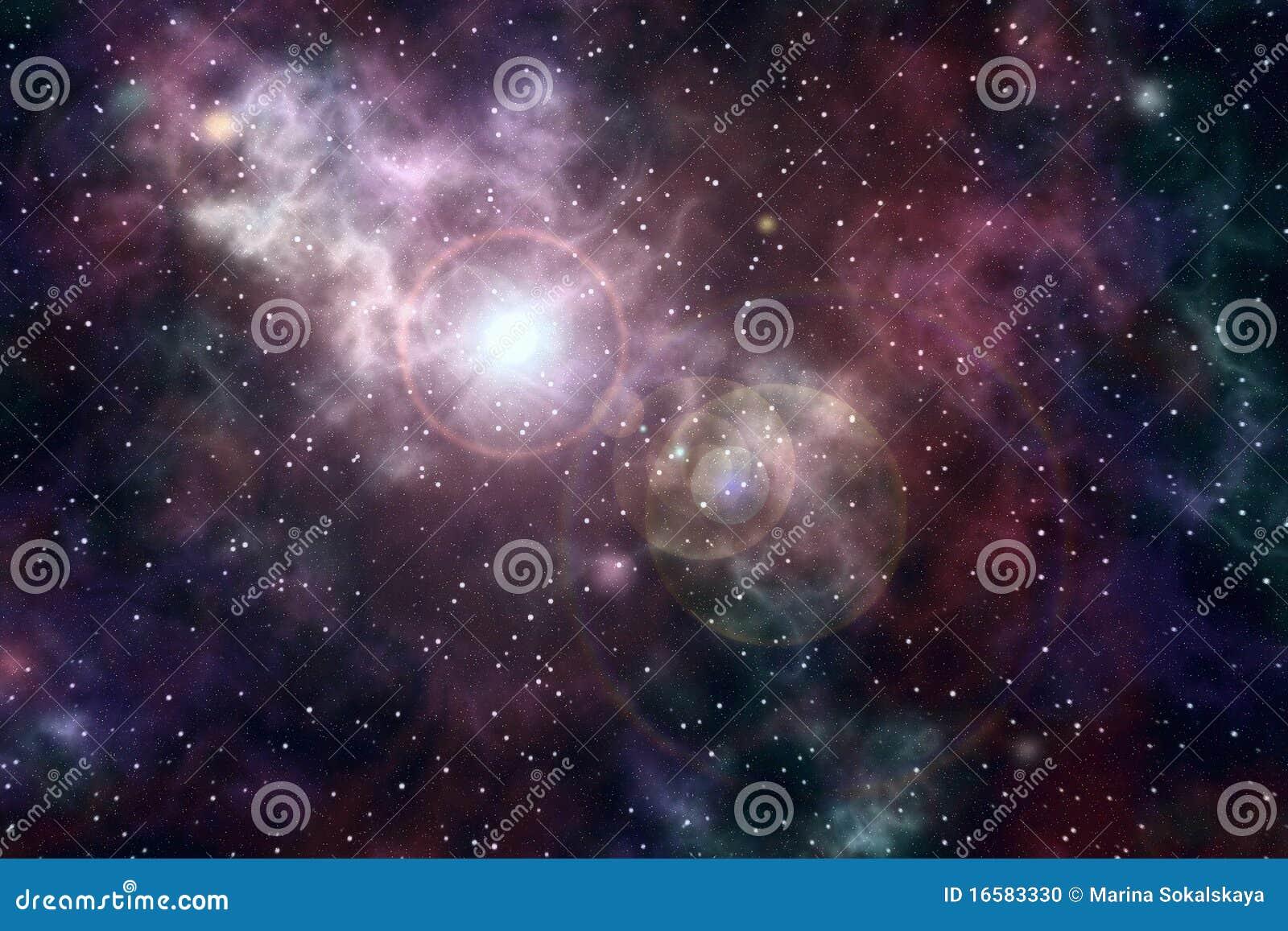 supernova landscape - photo #10
